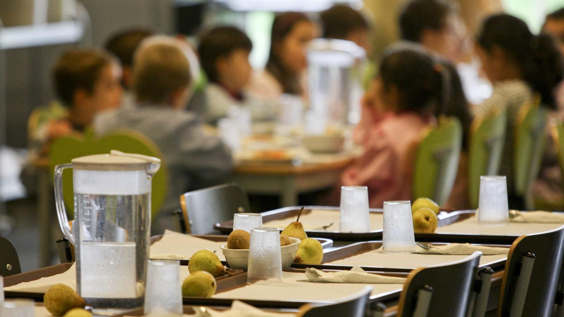 Pais insistem em punir quem não cumpre contratos das refeições escolares