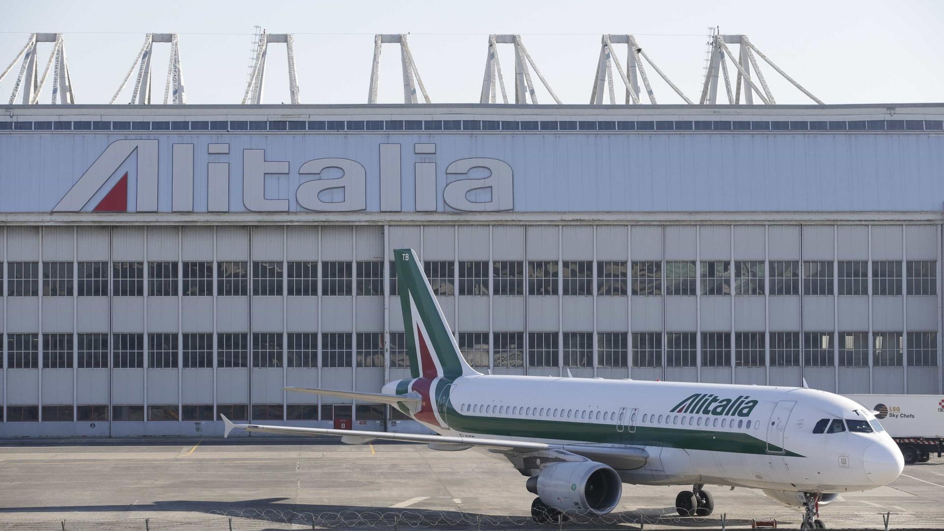 Greves dos controladores aéreos perturbam tráfego em Itália amanhã