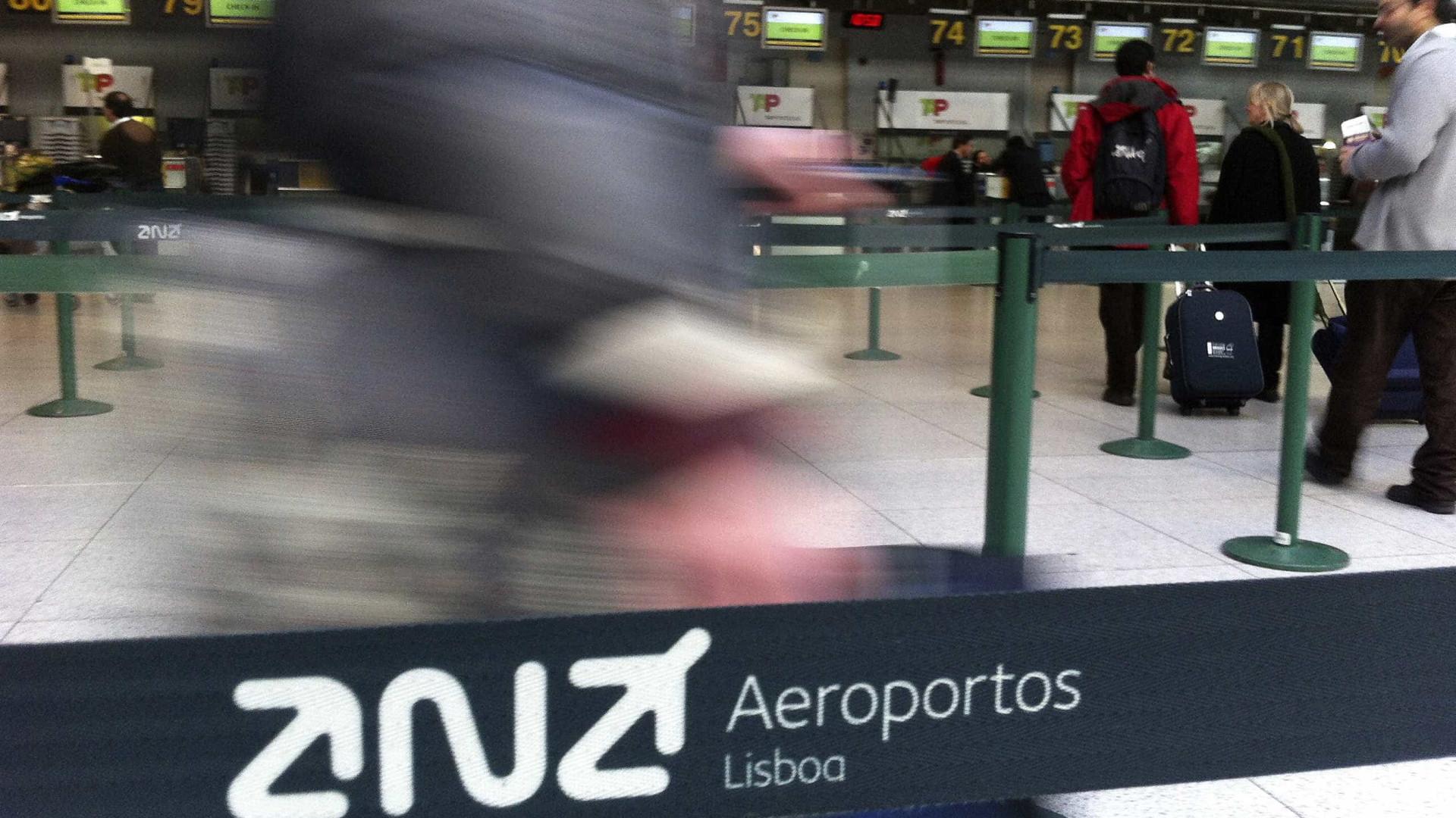 Avião com destino ao Brasil aterrou de emergência em Lisboa