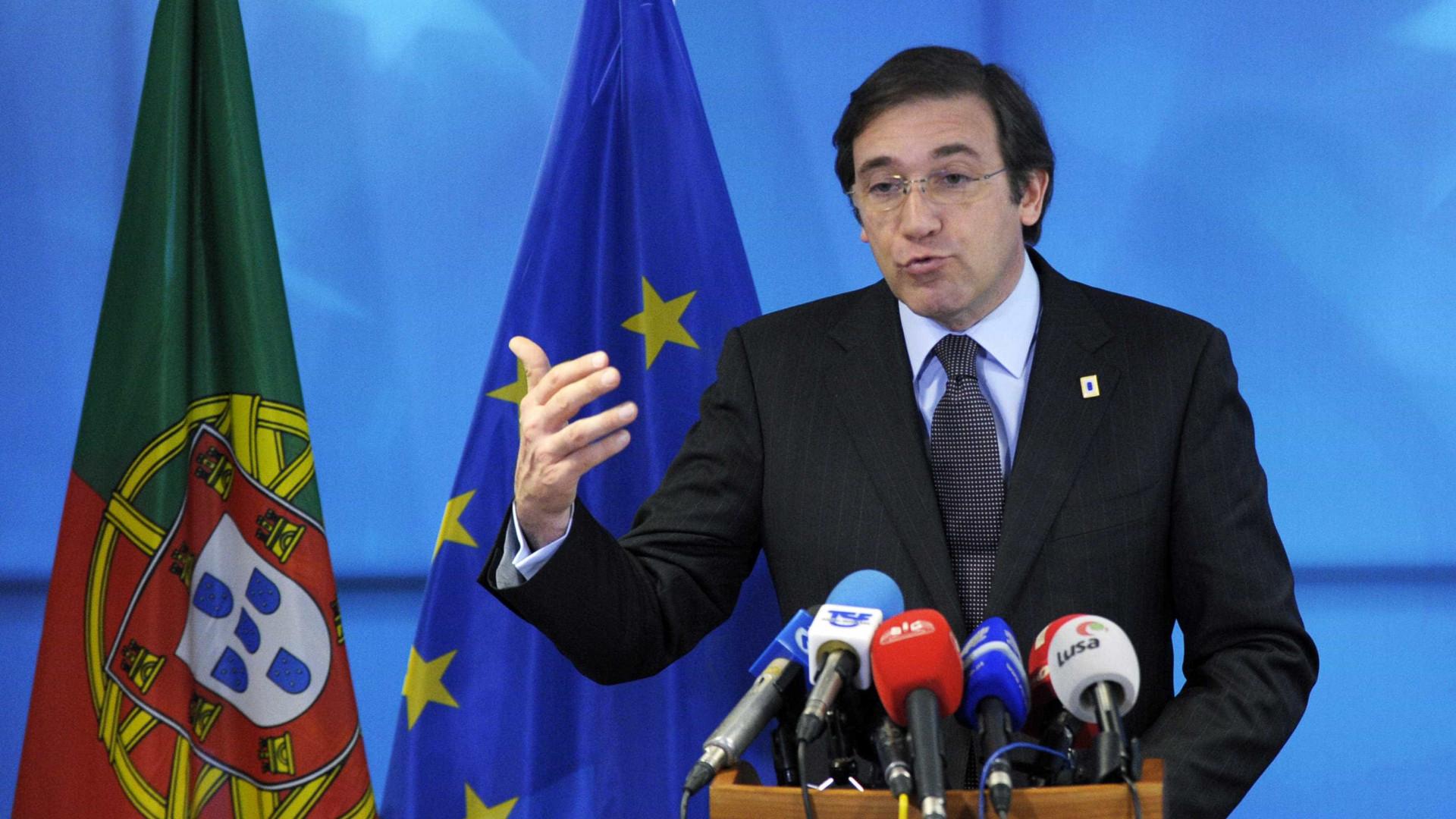 """Juncker é um """"verdadeiro amigo de Portugal"""""""