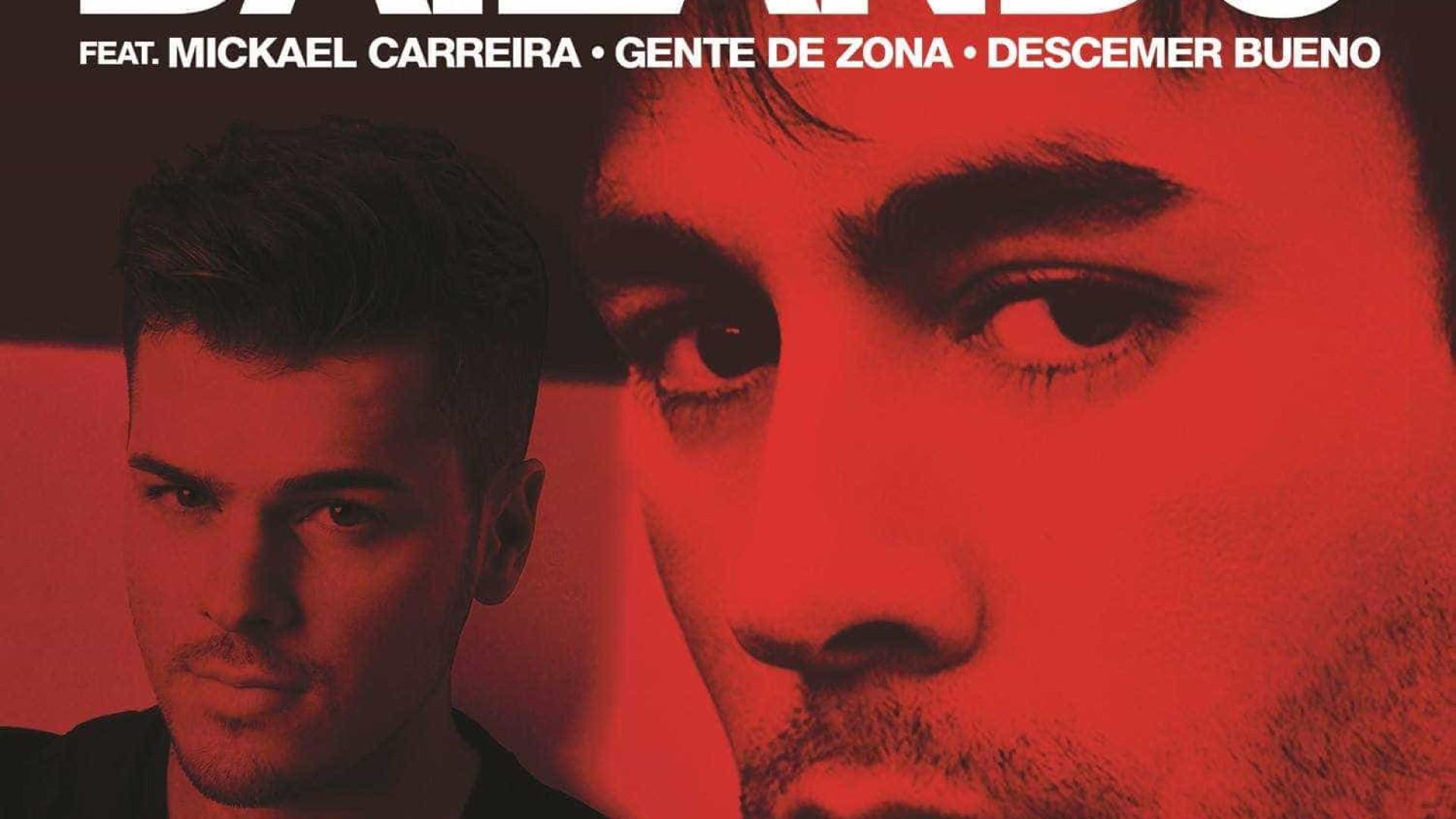 'Bailando' junta Mickael Carreira e Enrique Iglesias
