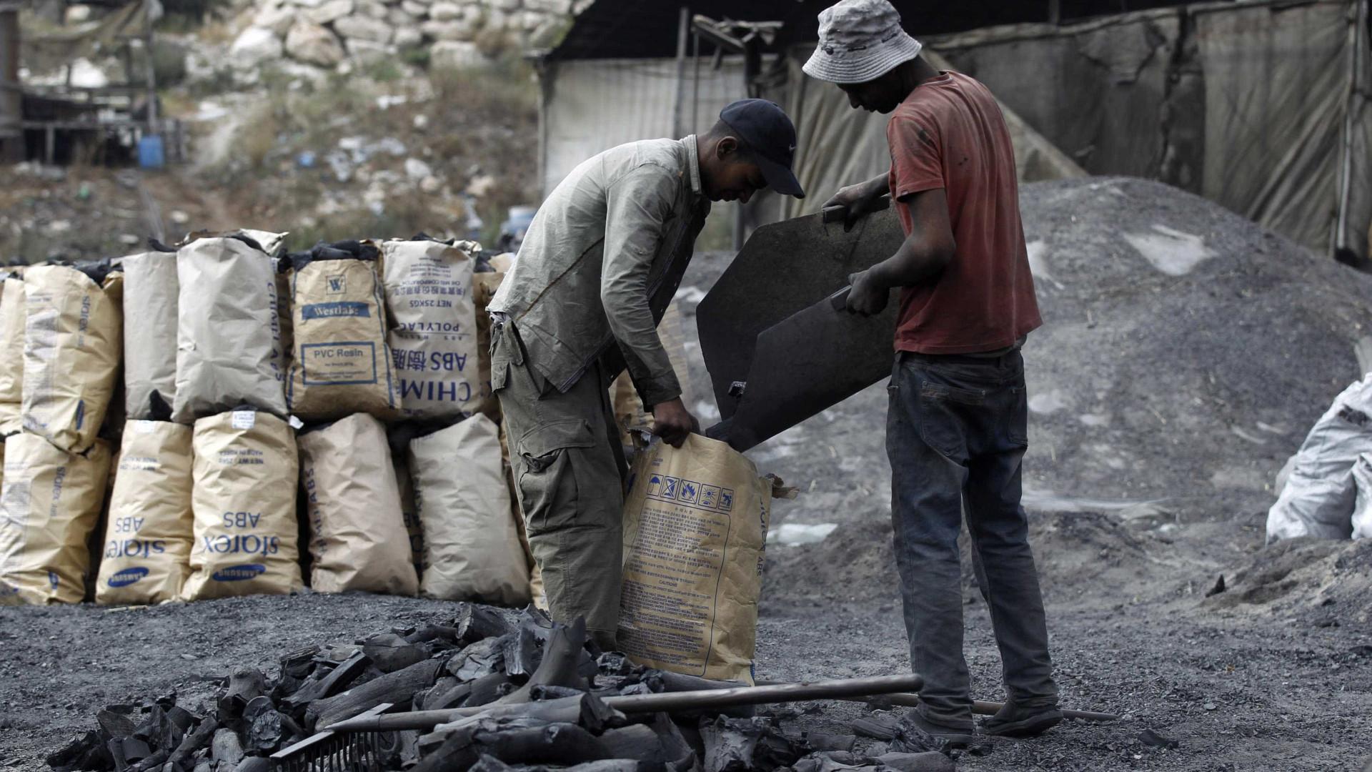 Seca está a afetar produção de energia hídrica. Consumo de carvão dispara
