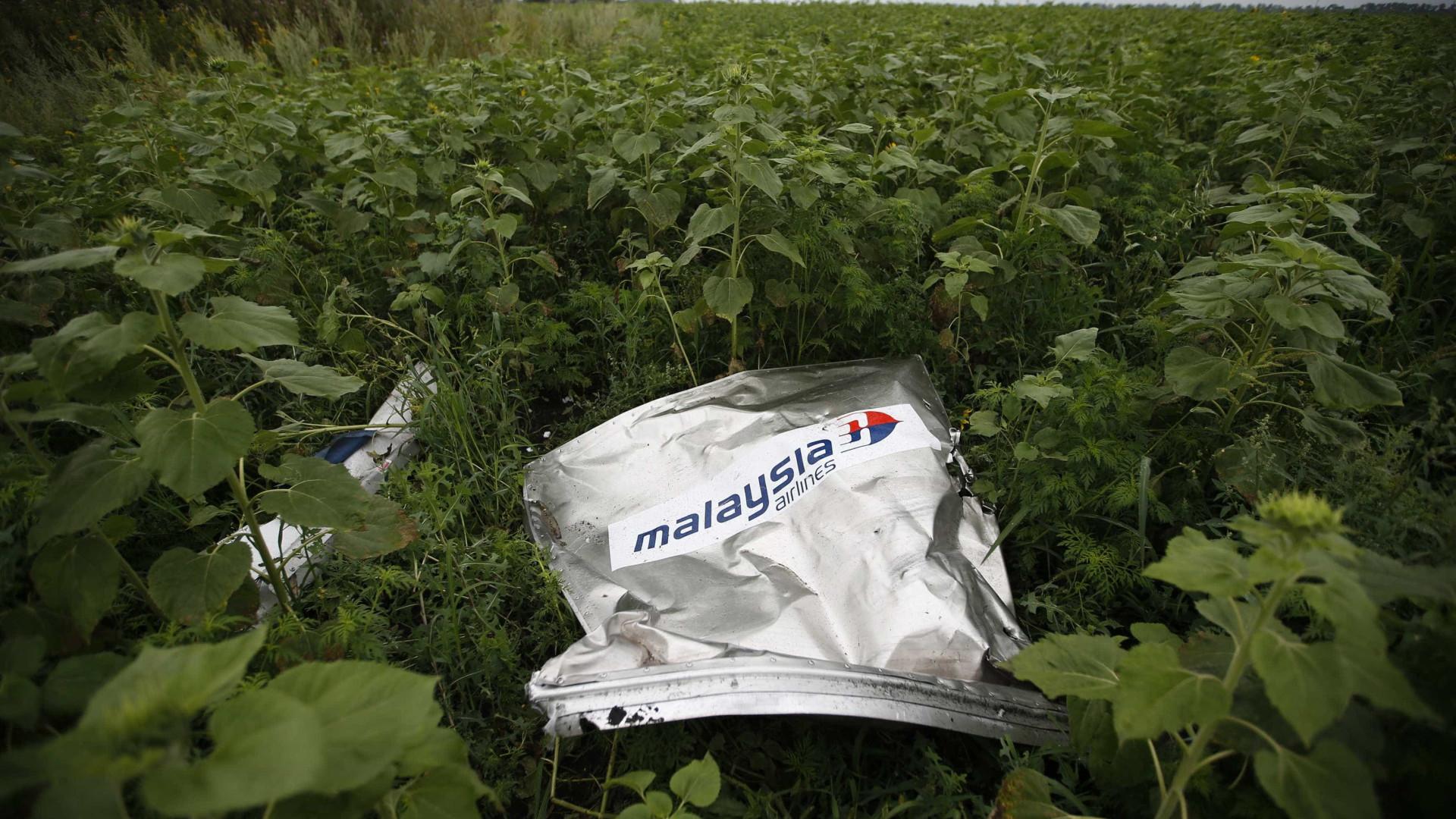 Há três anos que avião da Malaysia foi abatido. Morreram 298 pessoas