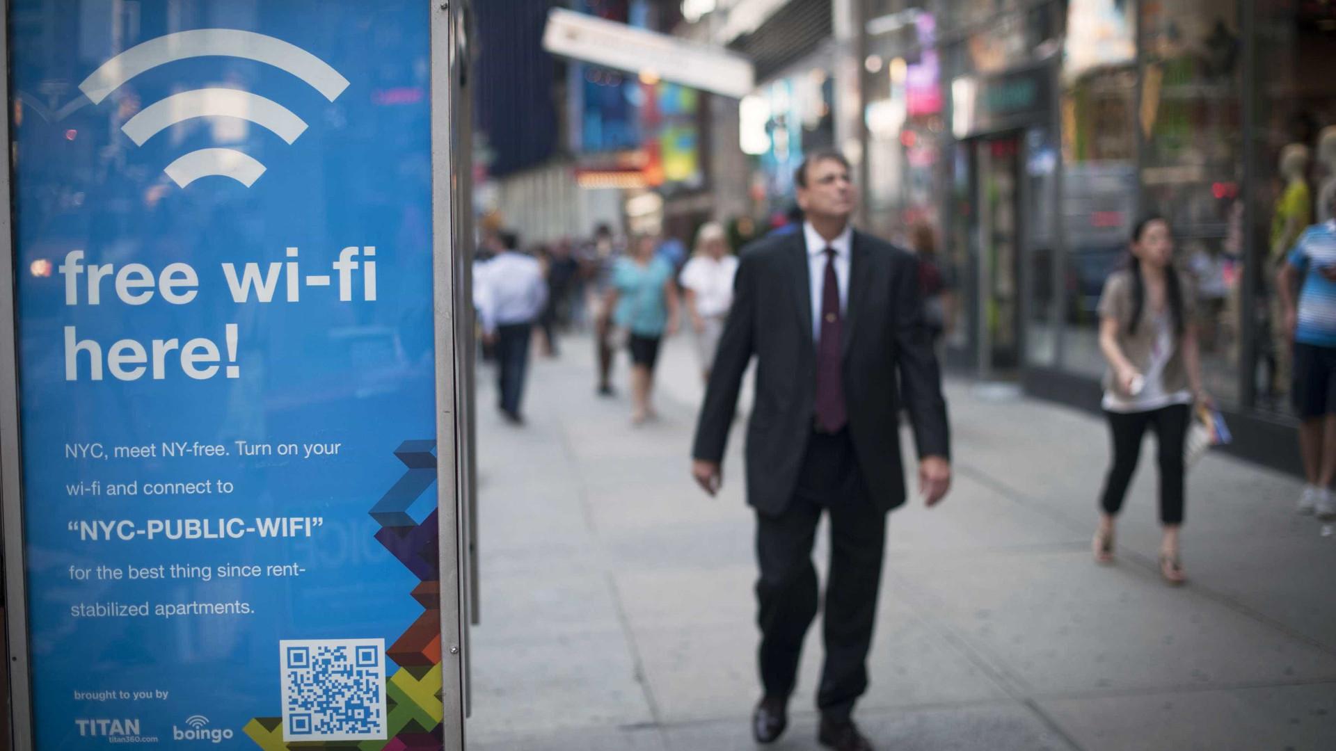 Wifi wars  a nova moda da Internet a43180f9992