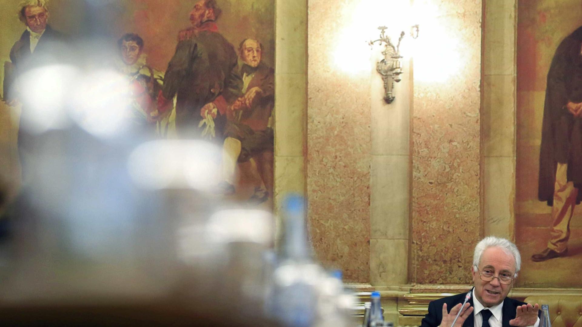 Bancos portugueses têm menos ativos financeiros internacionais com risco