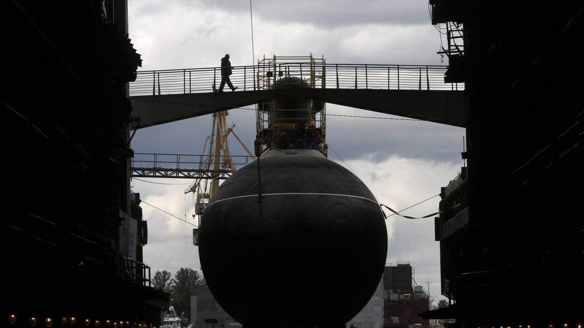 Caso dos submarinos tem um 'passageiro inesperado': o GES