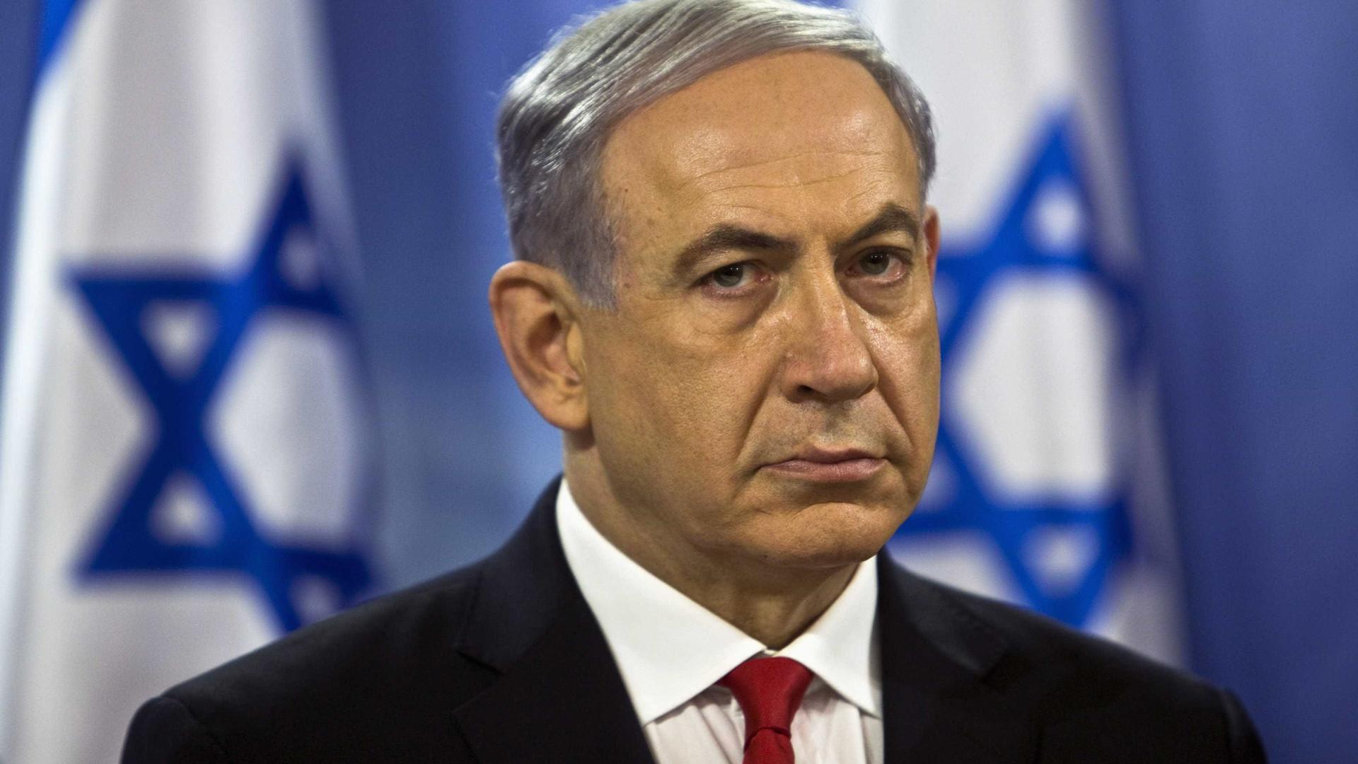 """Netanyahu considera decisão de Trump """"um passo importante para a paz"""""""