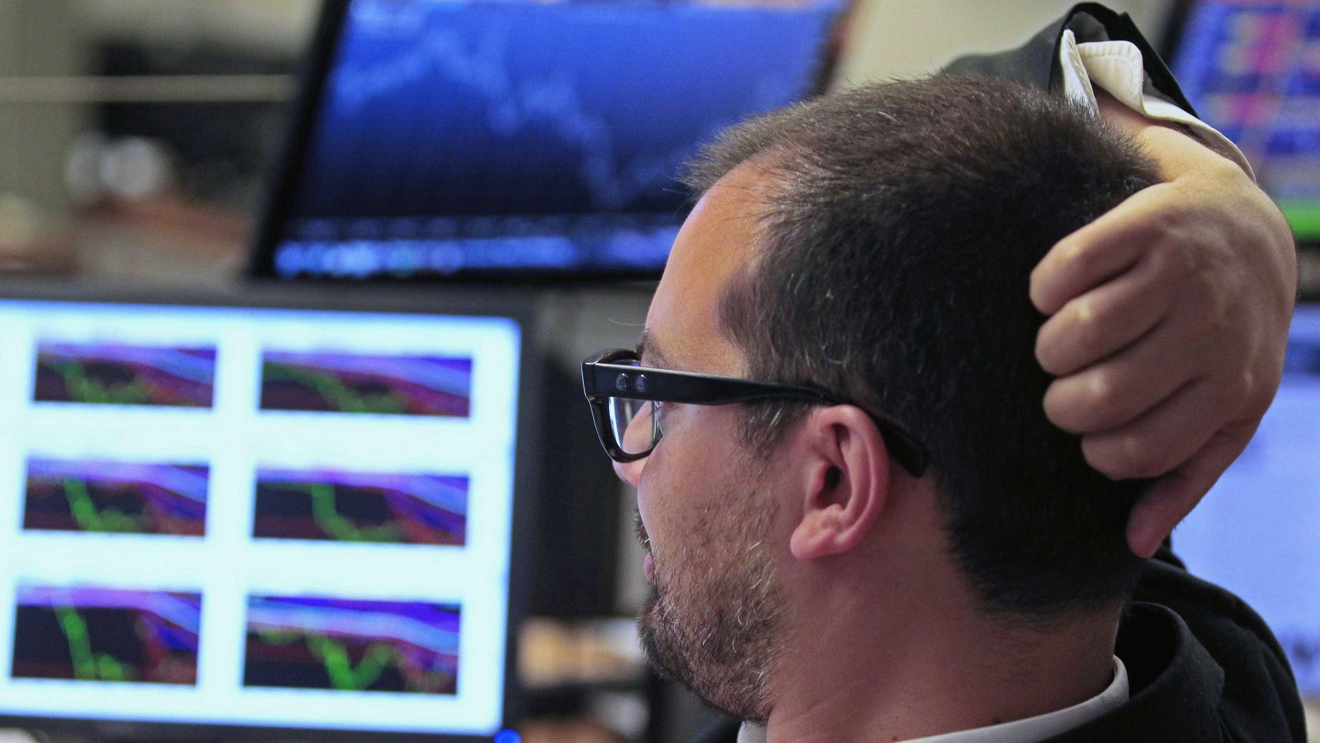 PSI20 cede 1,55% e segue a tendência negativa das bolsas europeias