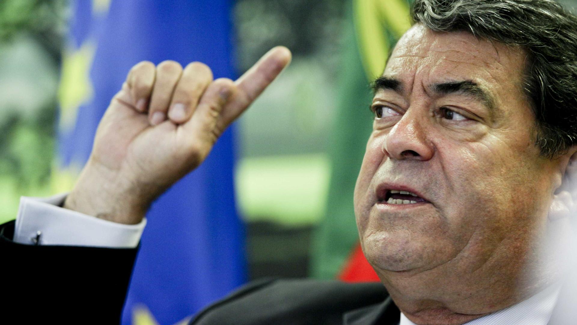 Sete dias após chegar, Marinho e Pinto anuncia saída de Bruxelas