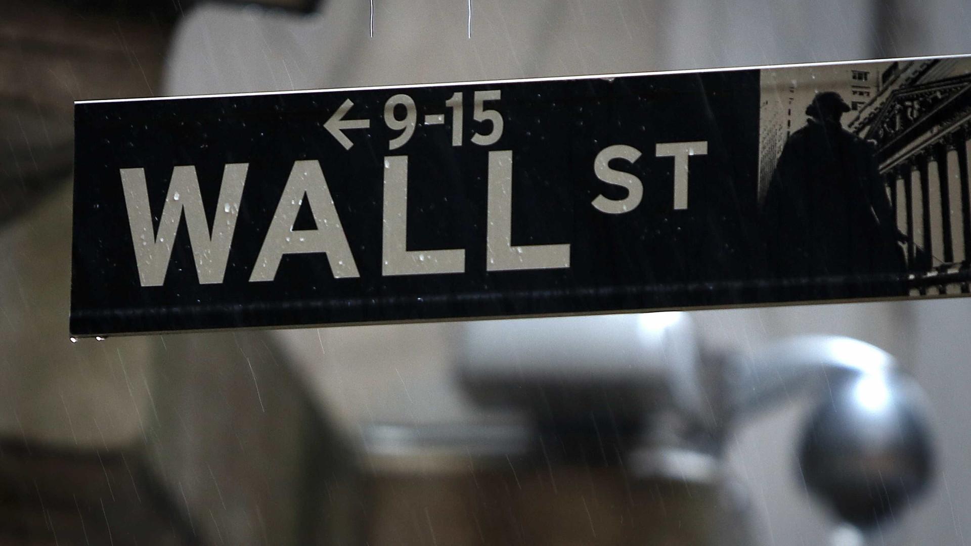 Bolsas europeias acentuam descidas seguindo rumo de Wall Street