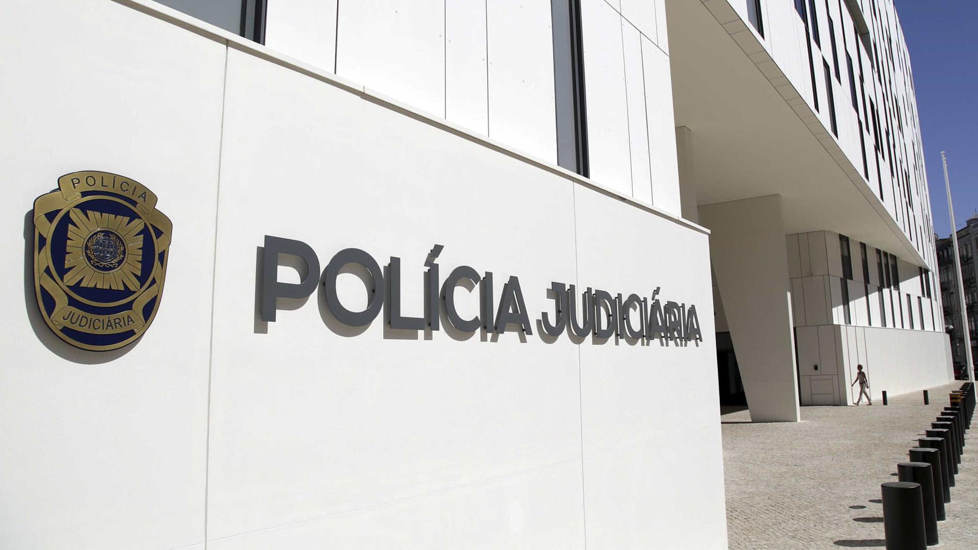 Detidos suspeitos de roubo violento do qual resultou morte de idosa