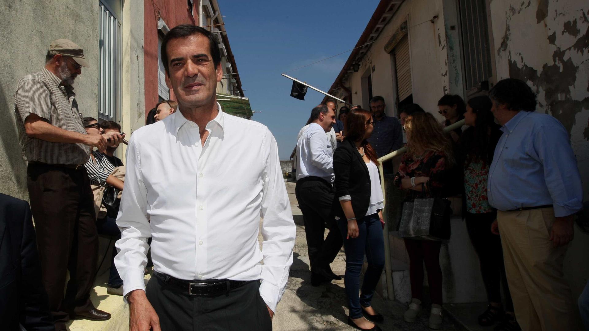 Rui Moreira convoca reunião de câmara sobre candidatura à EMA