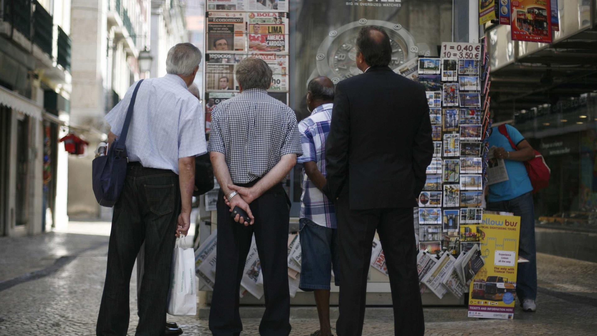 Portugal é o segundo país da Europa onde mais se confia nas notícias