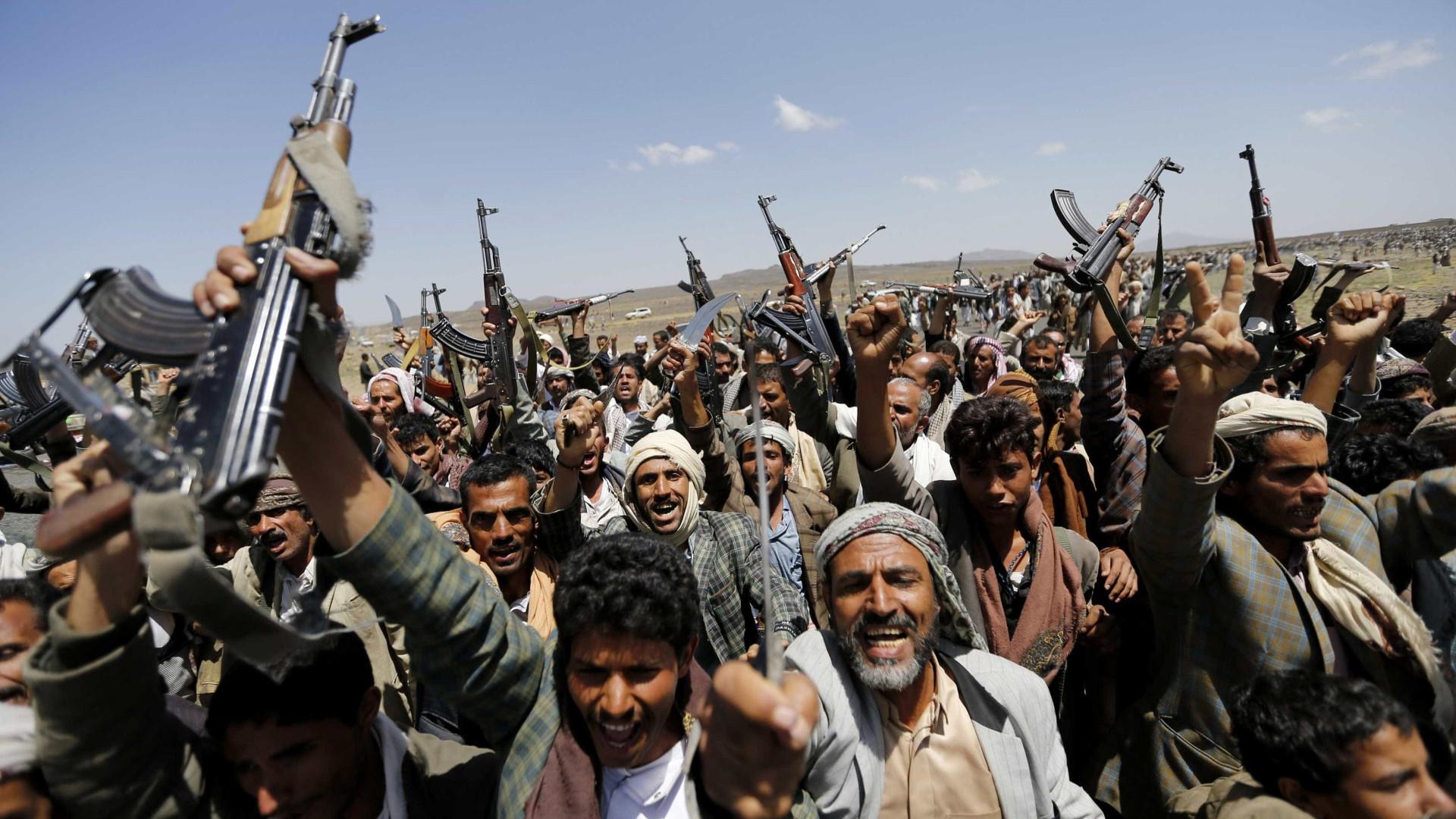 Ataque destruiu sistema de navegação aérea em Sanaa