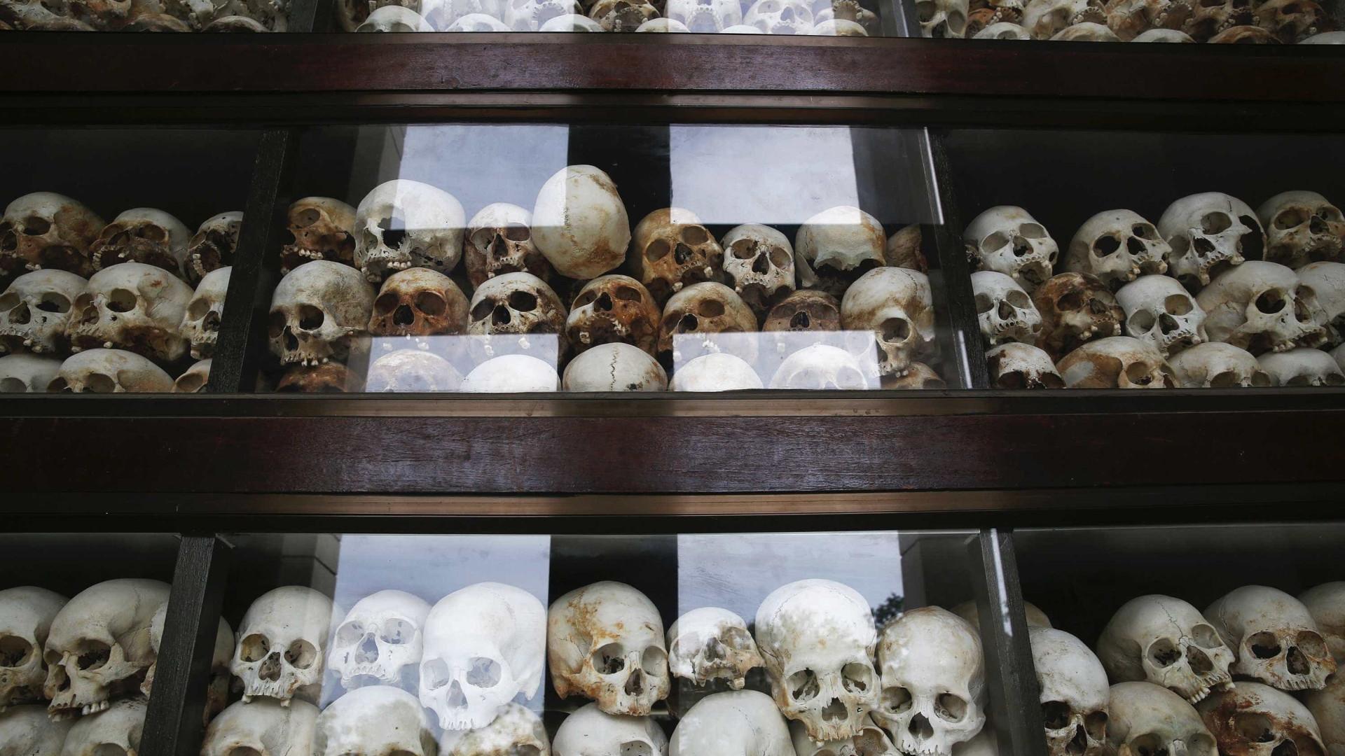 Família canibal admitiu ter matado e comido pelo menos trinta pessoas