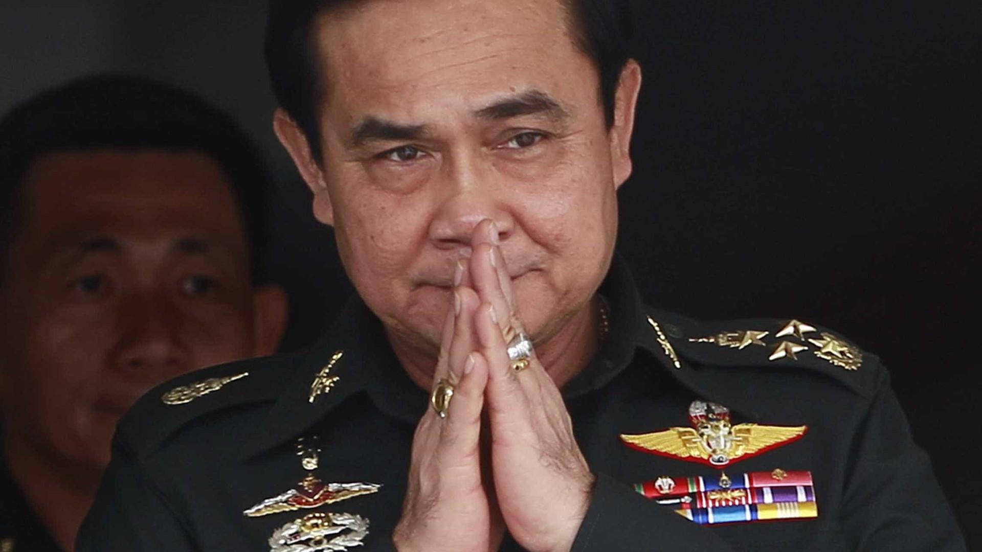Tailândia: Primeiro-ministro agradece a todos os envolvidos no resgate