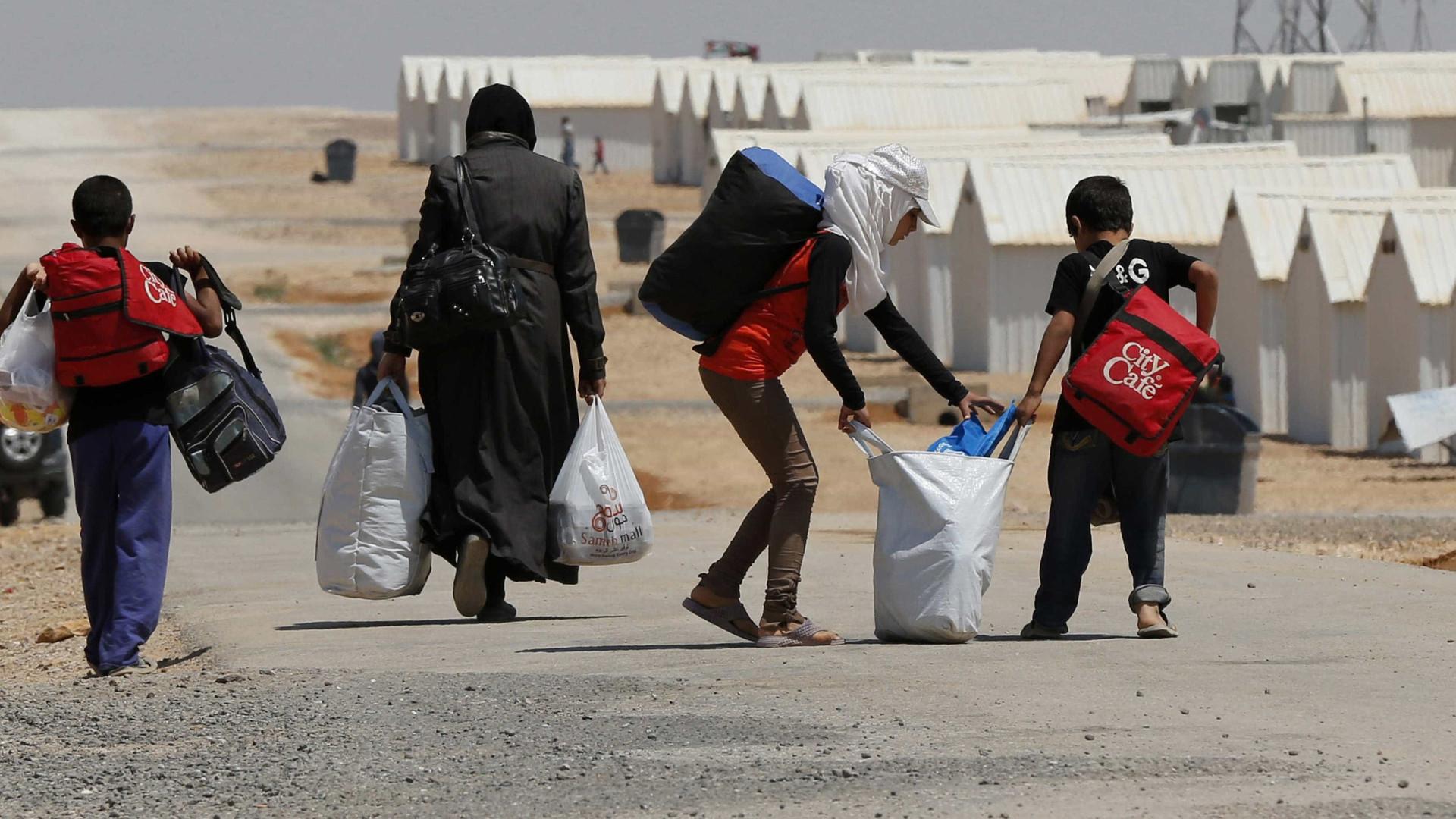 UE mobiliza mais três mil milhões para refugiados sírios na Turquia