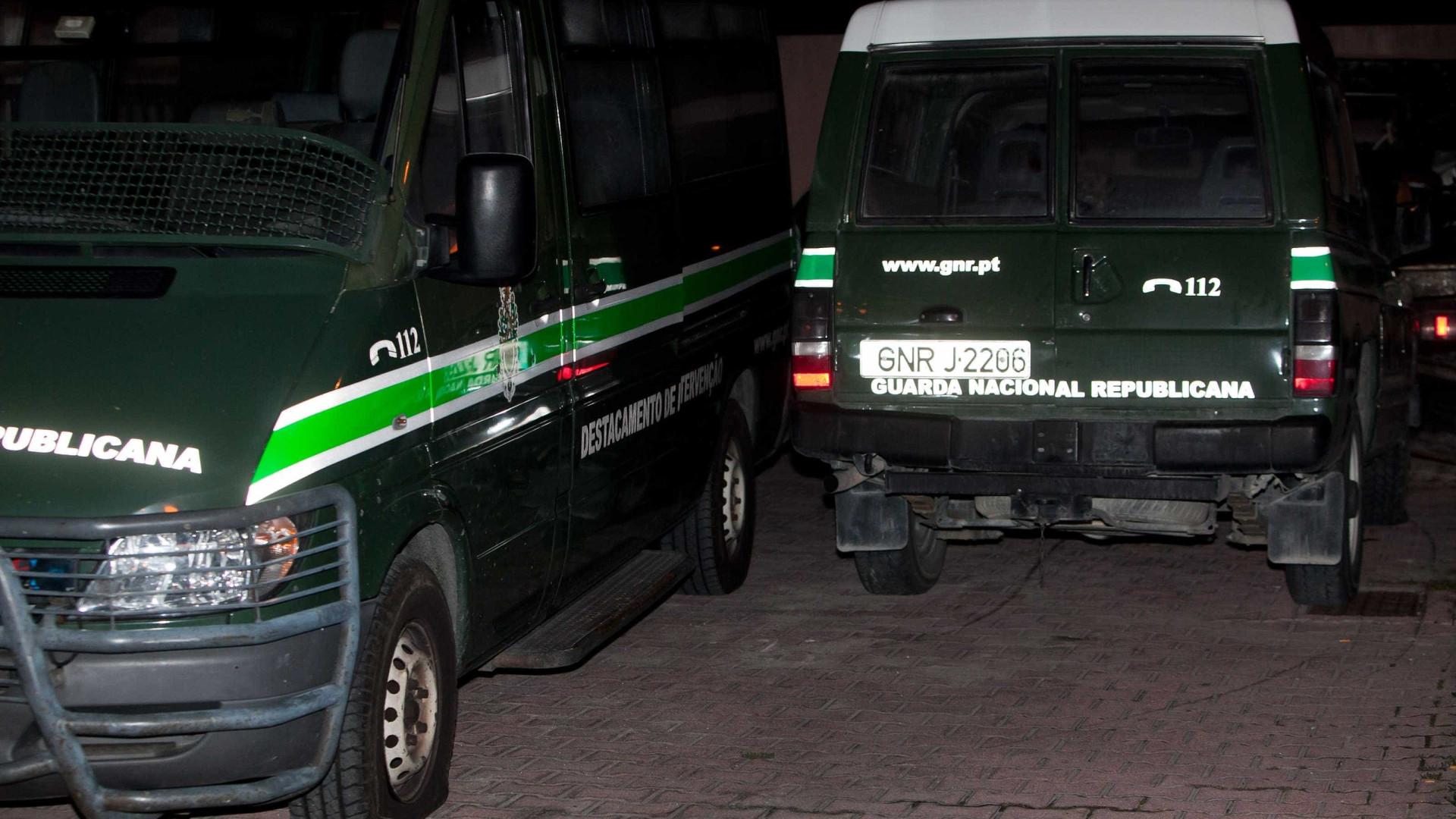 GNR recupera componentes no valor de cinco milhões em veículos furtados