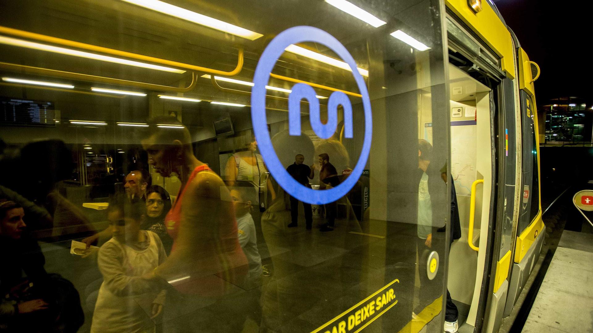 Metro do Porto com maior crescimento de sempre num primeiro trimestre