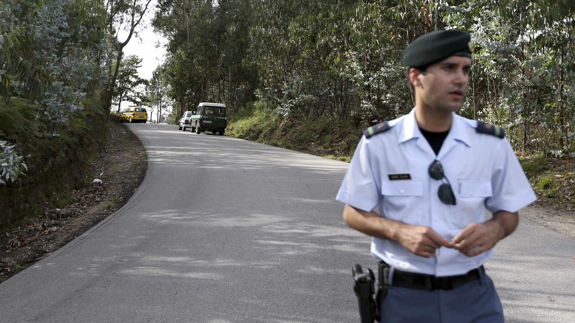 Identificados quatro suspeitos de incêndio após queimadas em Viseu