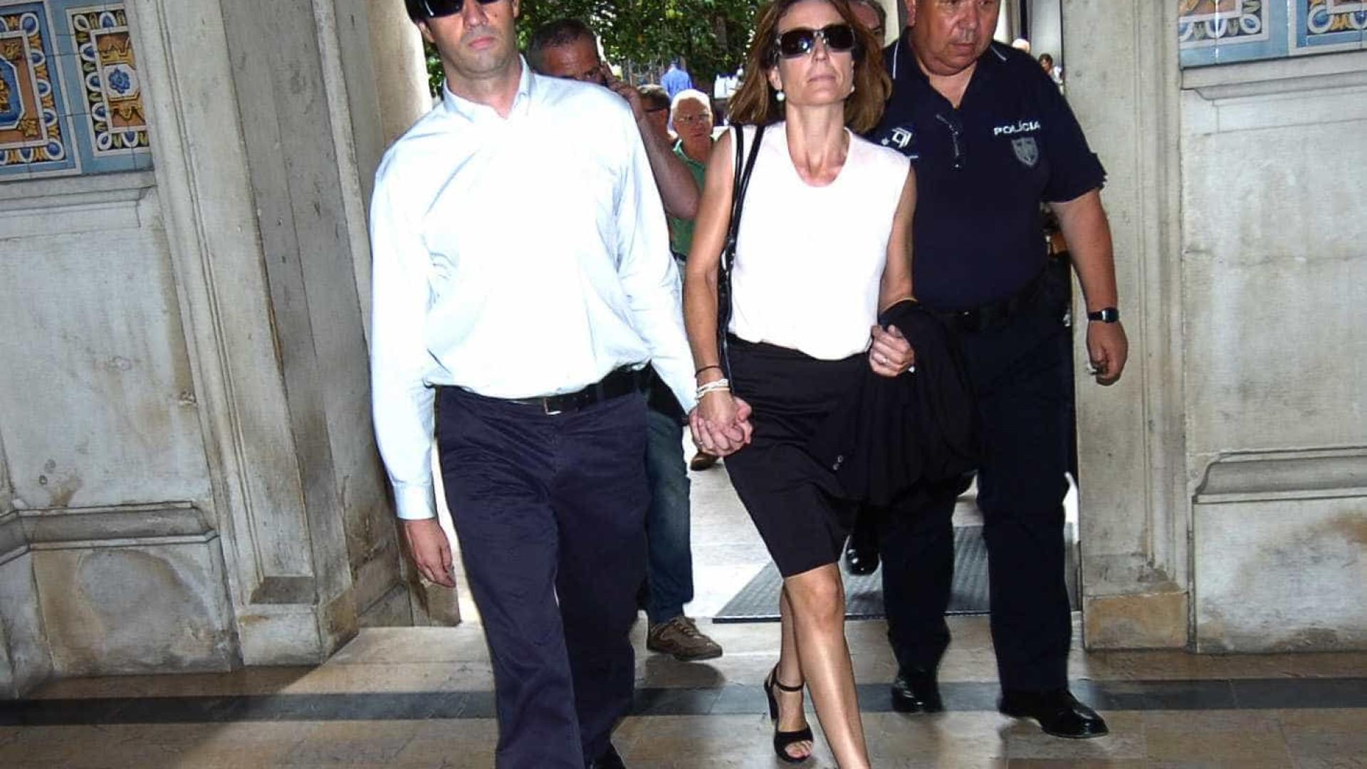 Inspetora da PJ Ana Saltão volta ao Tribunal de Coimbra após absolvição