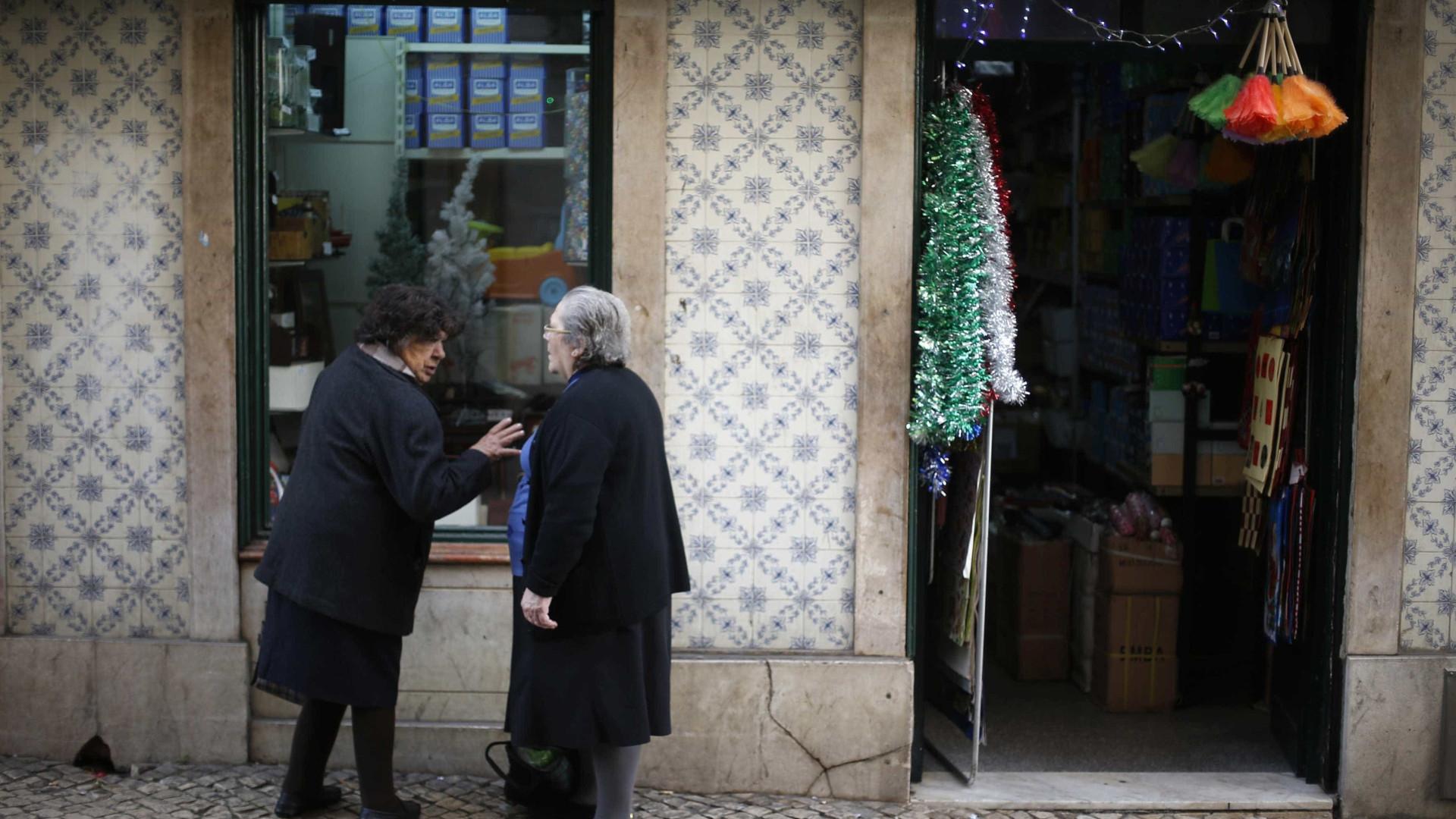 Lojas tradicionais de Lisboa querem integrar mapas turísticos