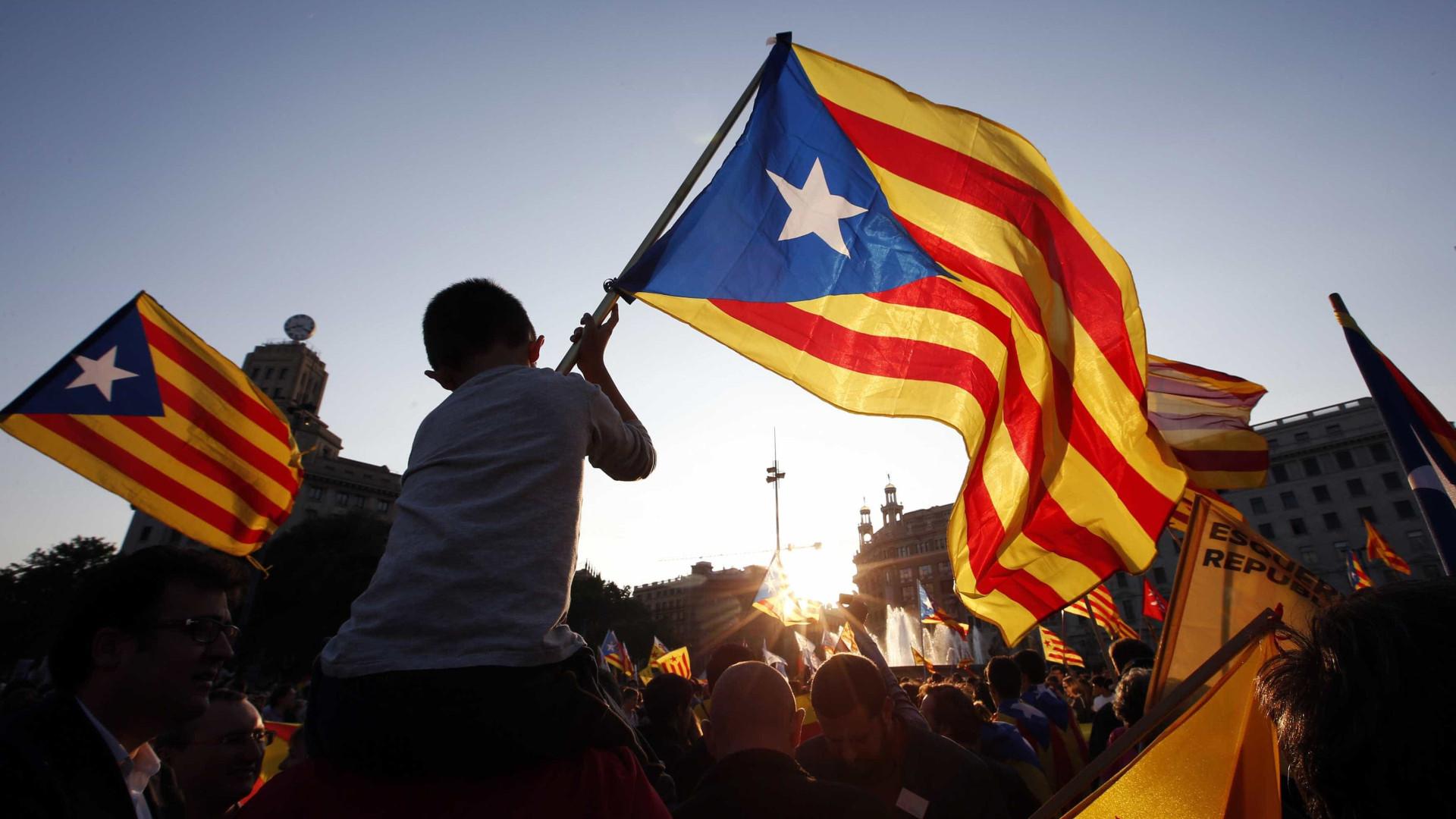 Presidente da Junta da Galiza diz que Governo da Catalunha dividiu o povo