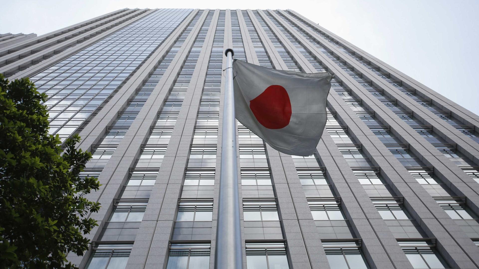 Economia japonesa cresce 0,5% no último trimestre de 2017
