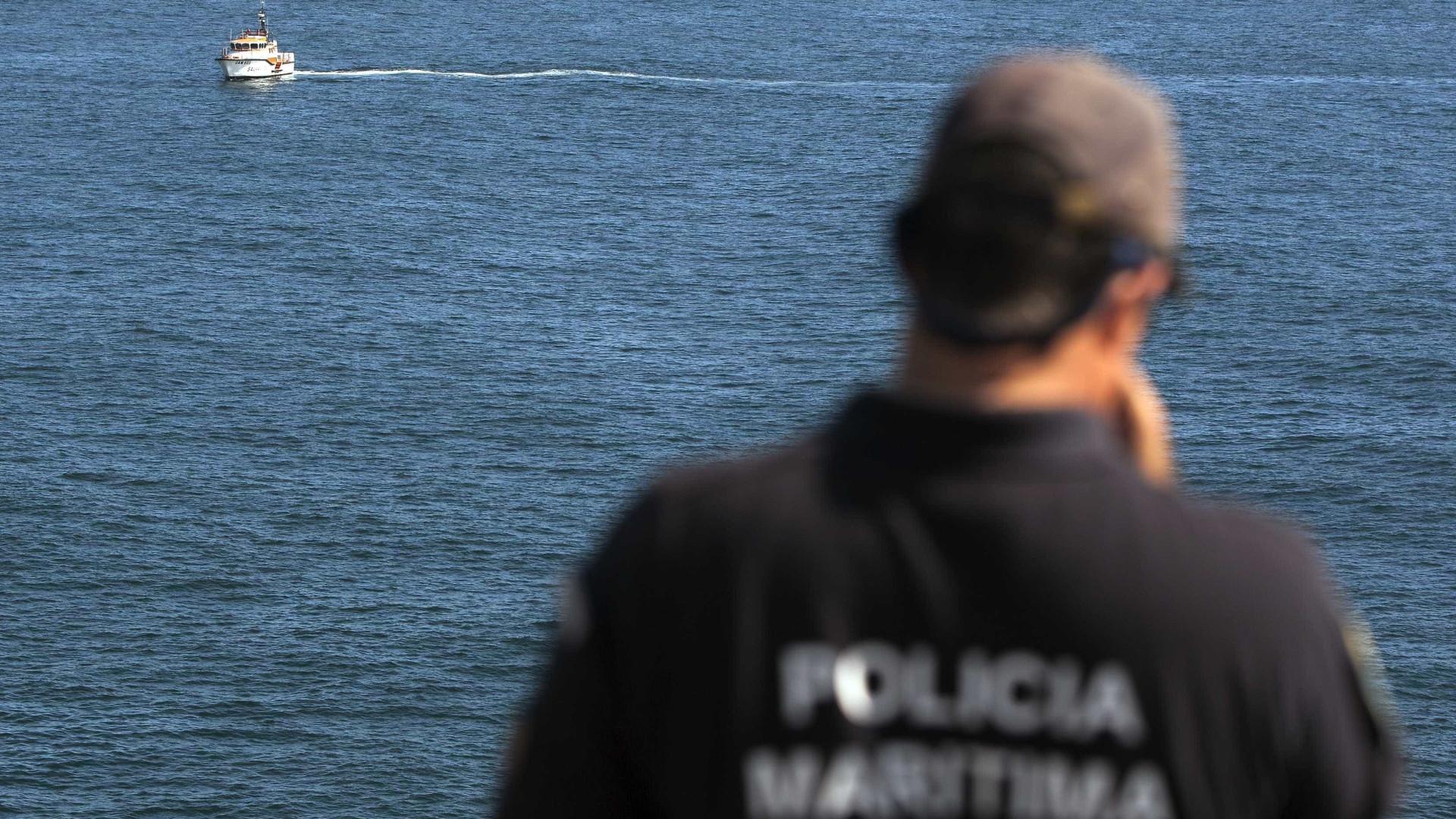 Corpo de homem de 45 anos encontrado em praia na Costa de Caparica