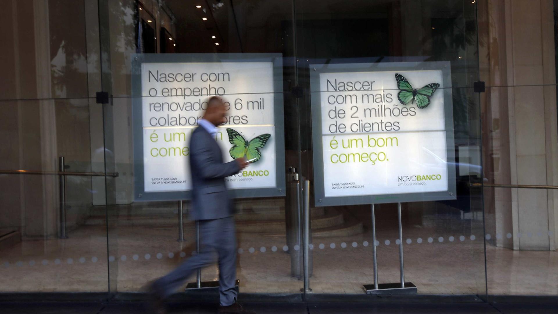 """Dagong retira perspetiva """"estável"""" do Novo Banco e coloca em """"evolução"""""""