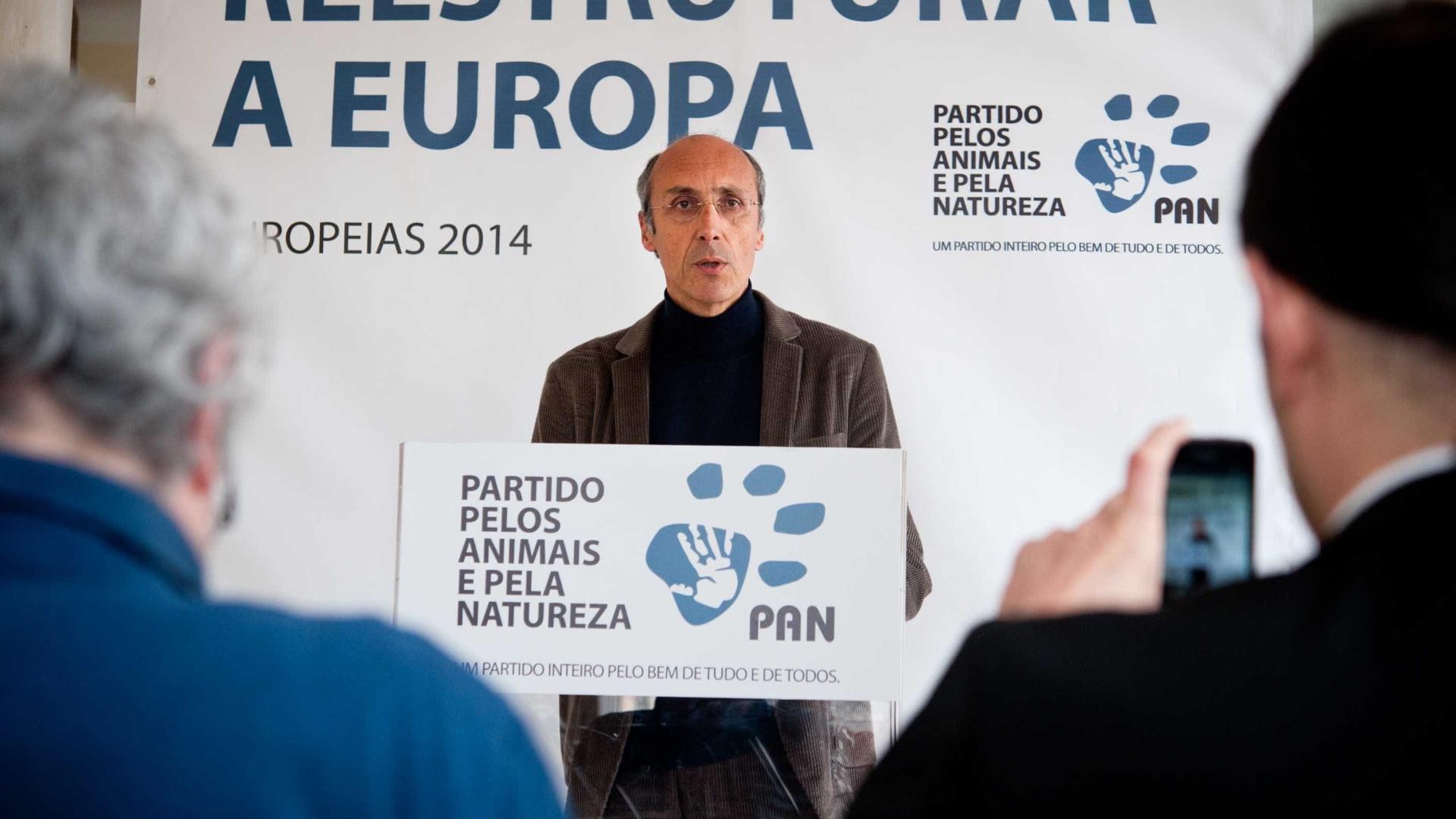 Há um novo candidato às presidenciais: Paulo Borges, ex-PAN