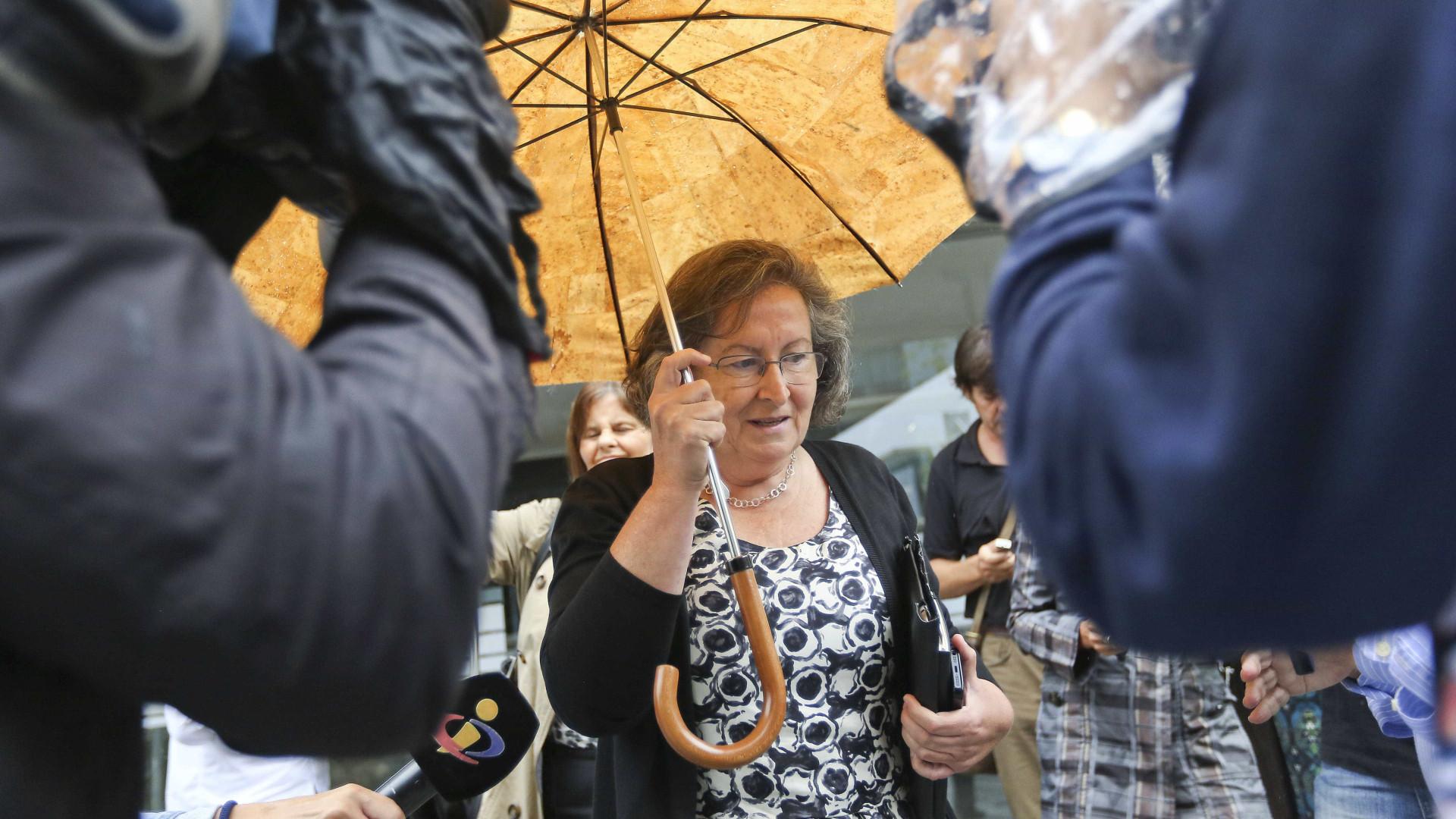 Antiga ministra da Educação foi hoje eleita reitora do ISCTE