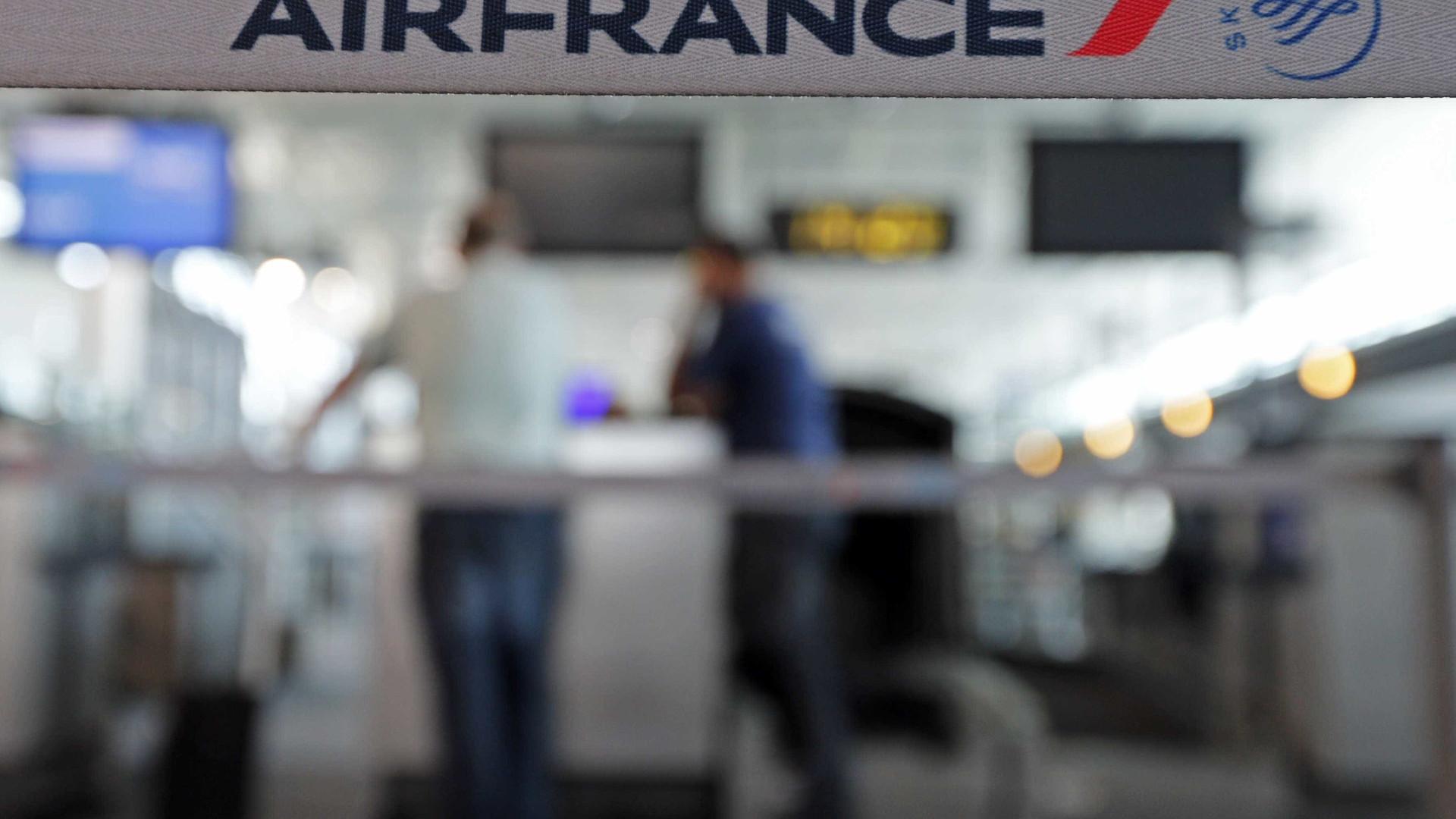 Resultado de imagem para Greve na Air France leva a anulação de 24% dos voos na sexta-feira