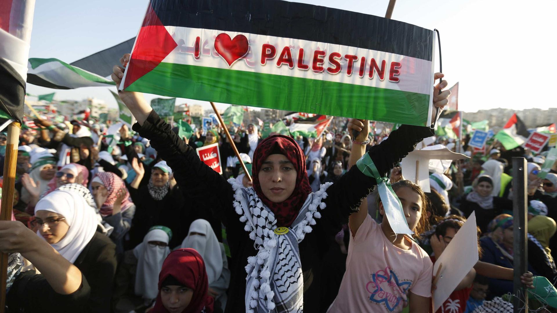 """Jerusalém: Intenção dos EUA destrói """"todas as esperanças"""" de paz"""