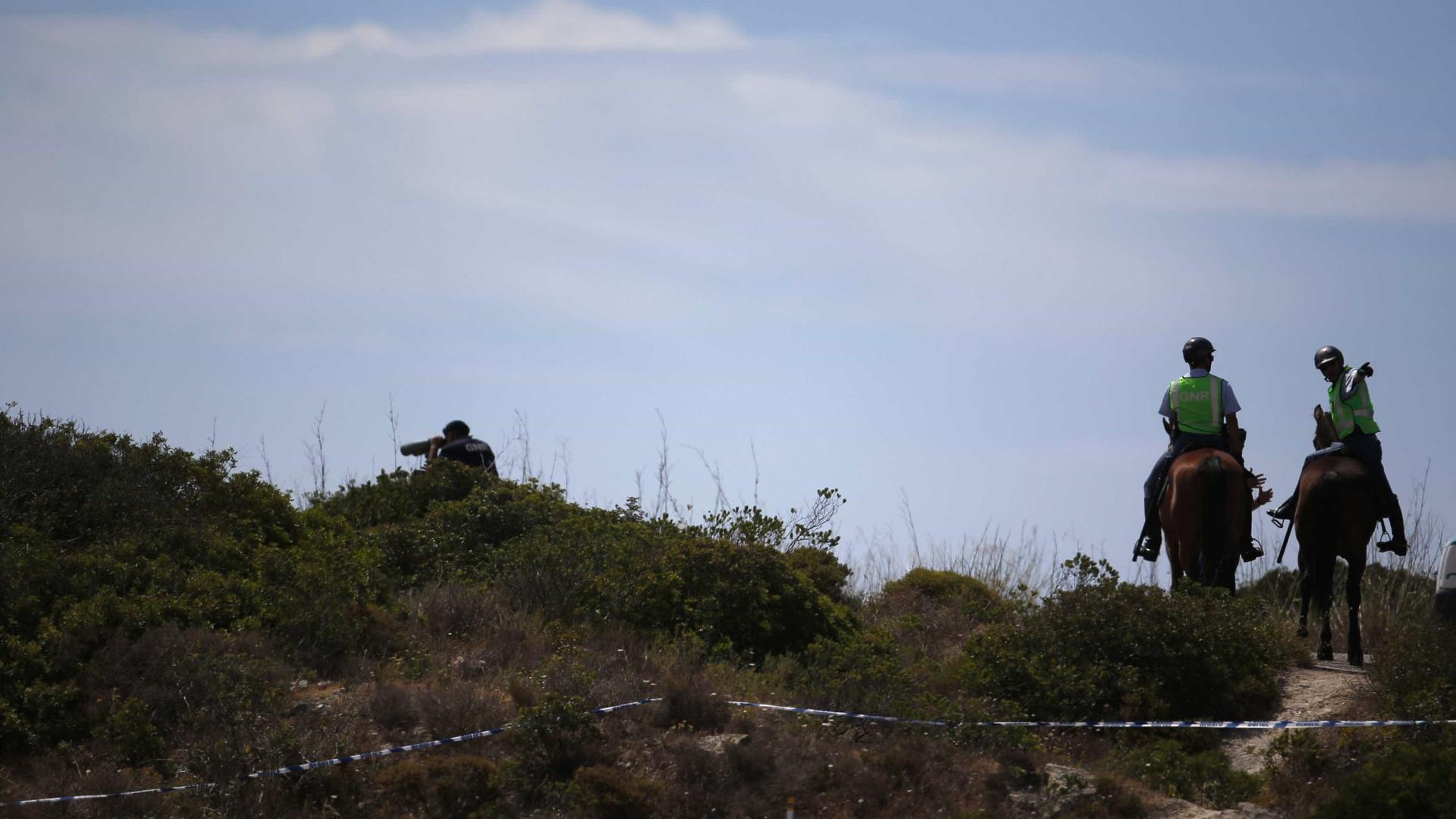 Bombeiros e GNR procuram homem desaparecido em São Pedro do Sul