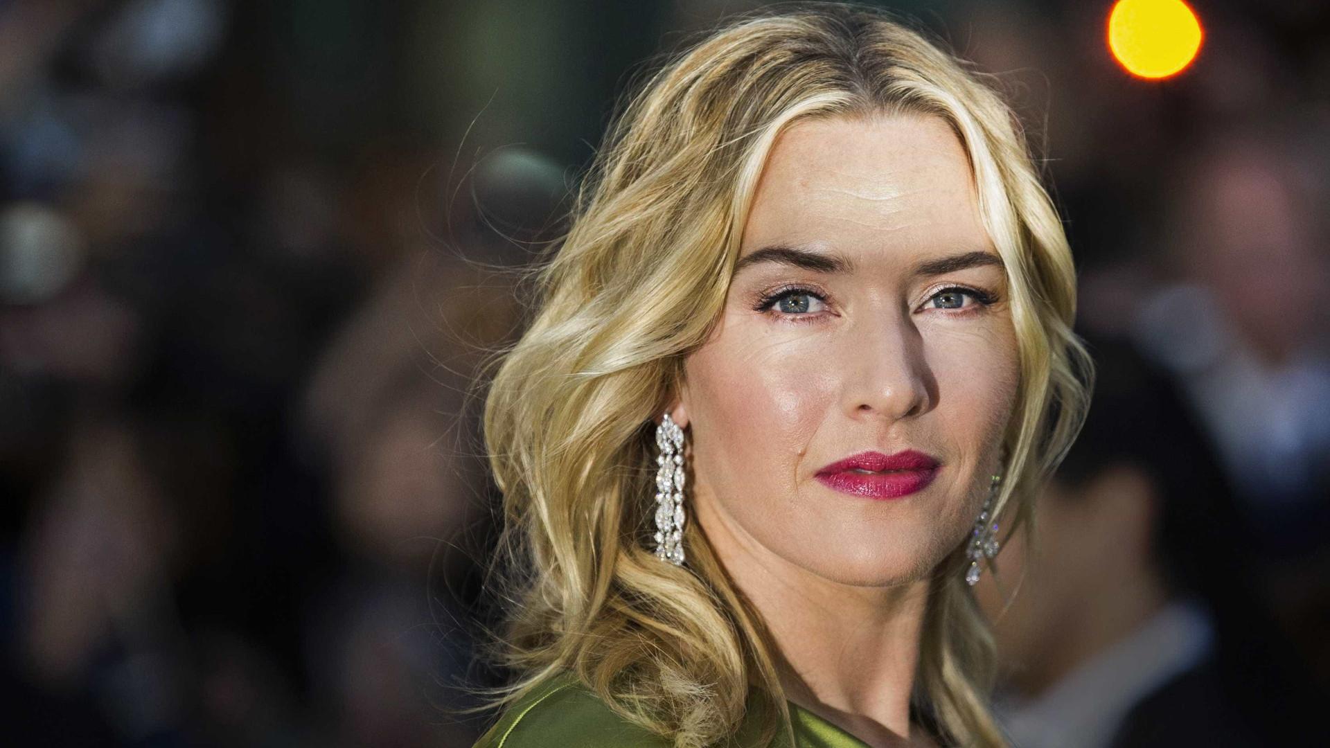 Kate Winslet desfruta de uns dias de descanso ao lado do seu amor