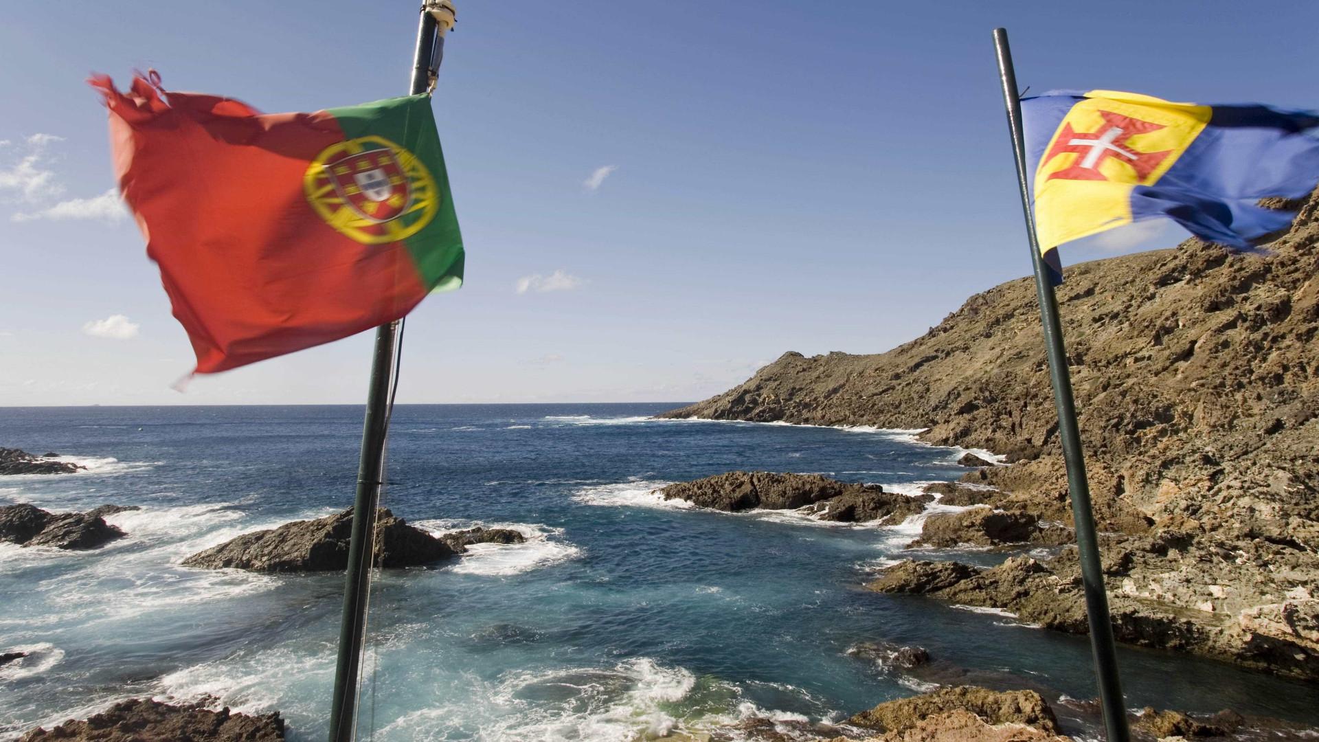 Madeira diz que não é responsável pela derrapagem do défice nacional