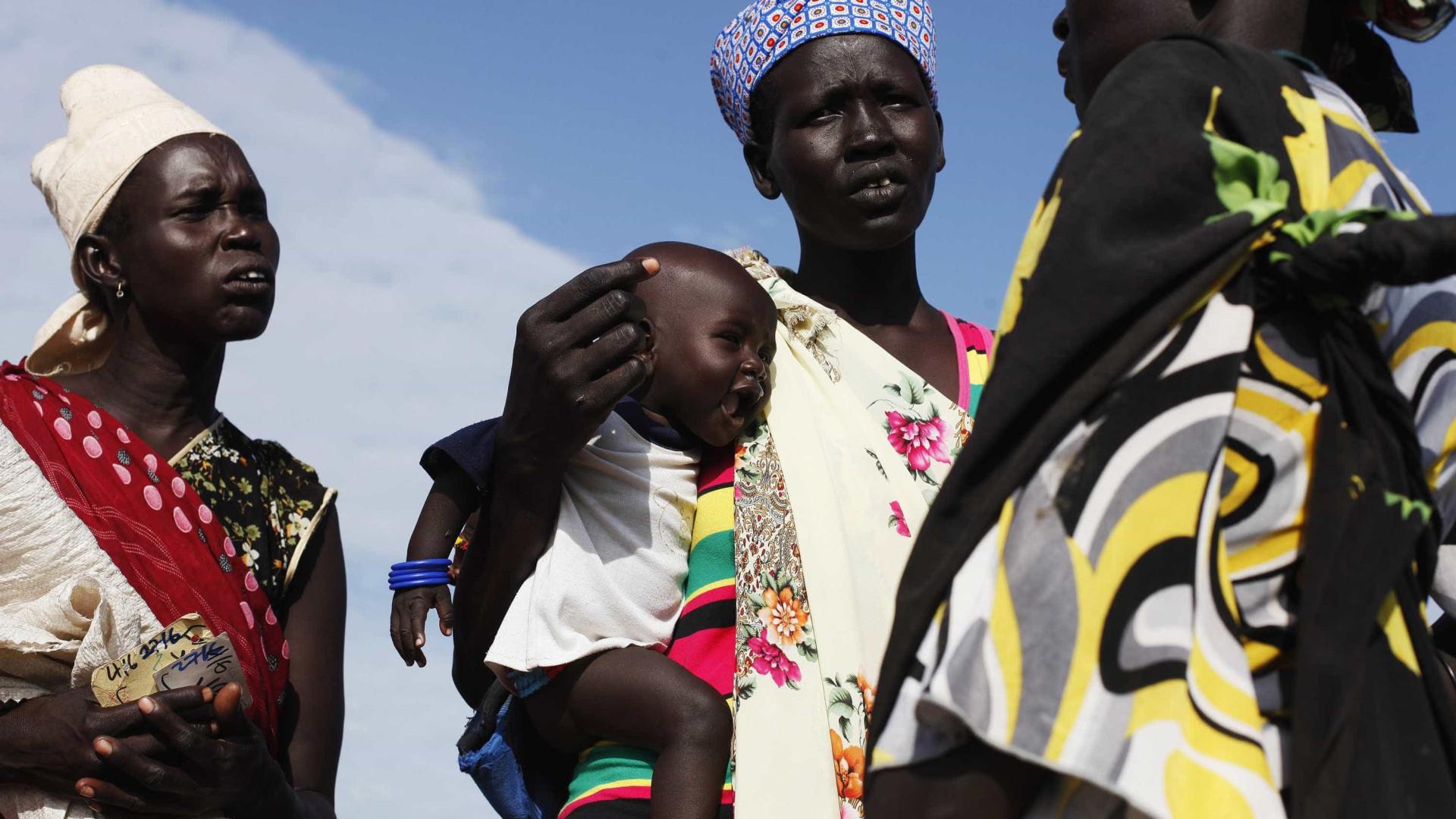 15 crianças morrem após receber vacina contaminada — Sudão do Sul