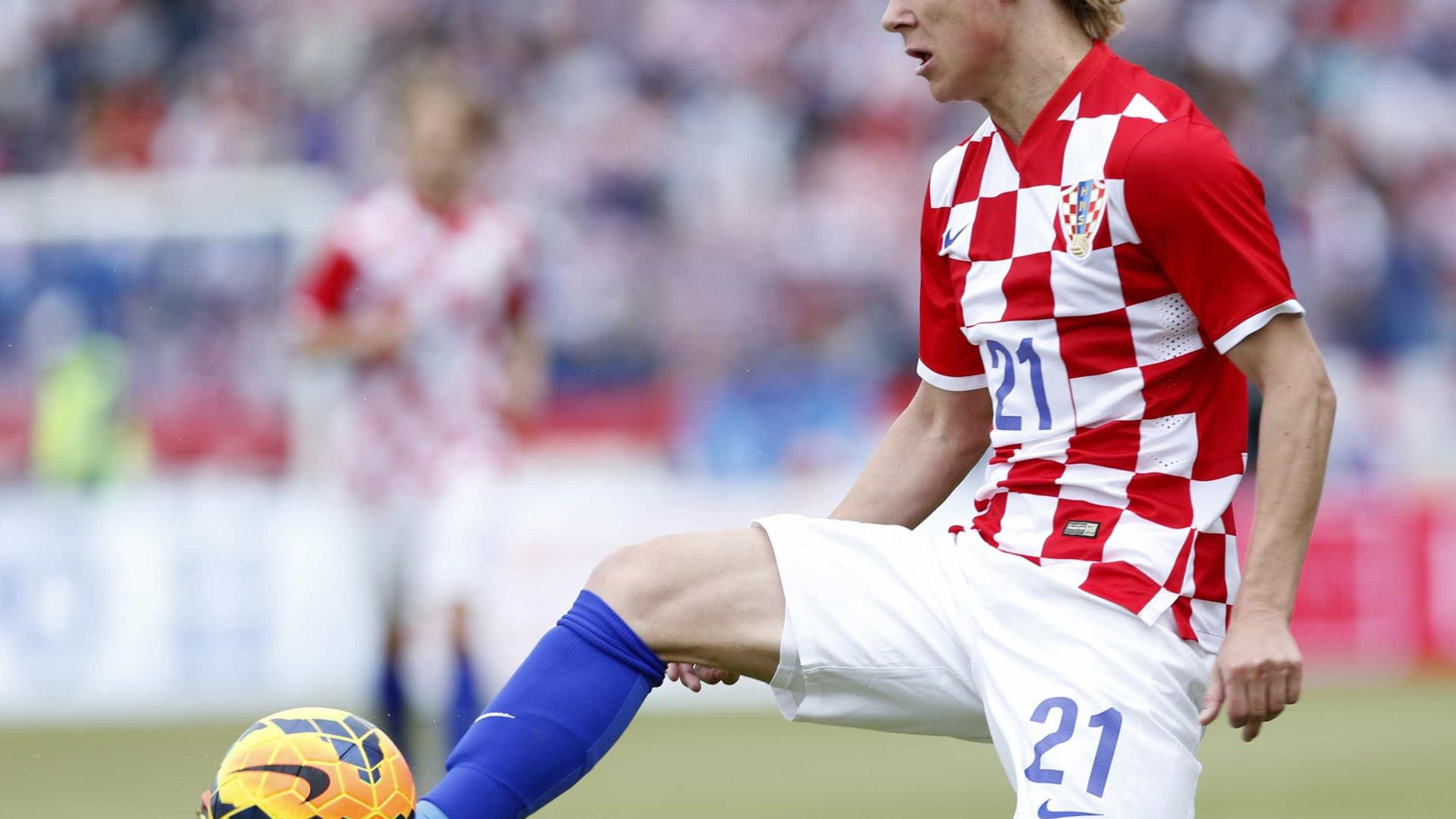 FIFA investiga polémico vídeo de jogador croata após vitória sobre Rússia