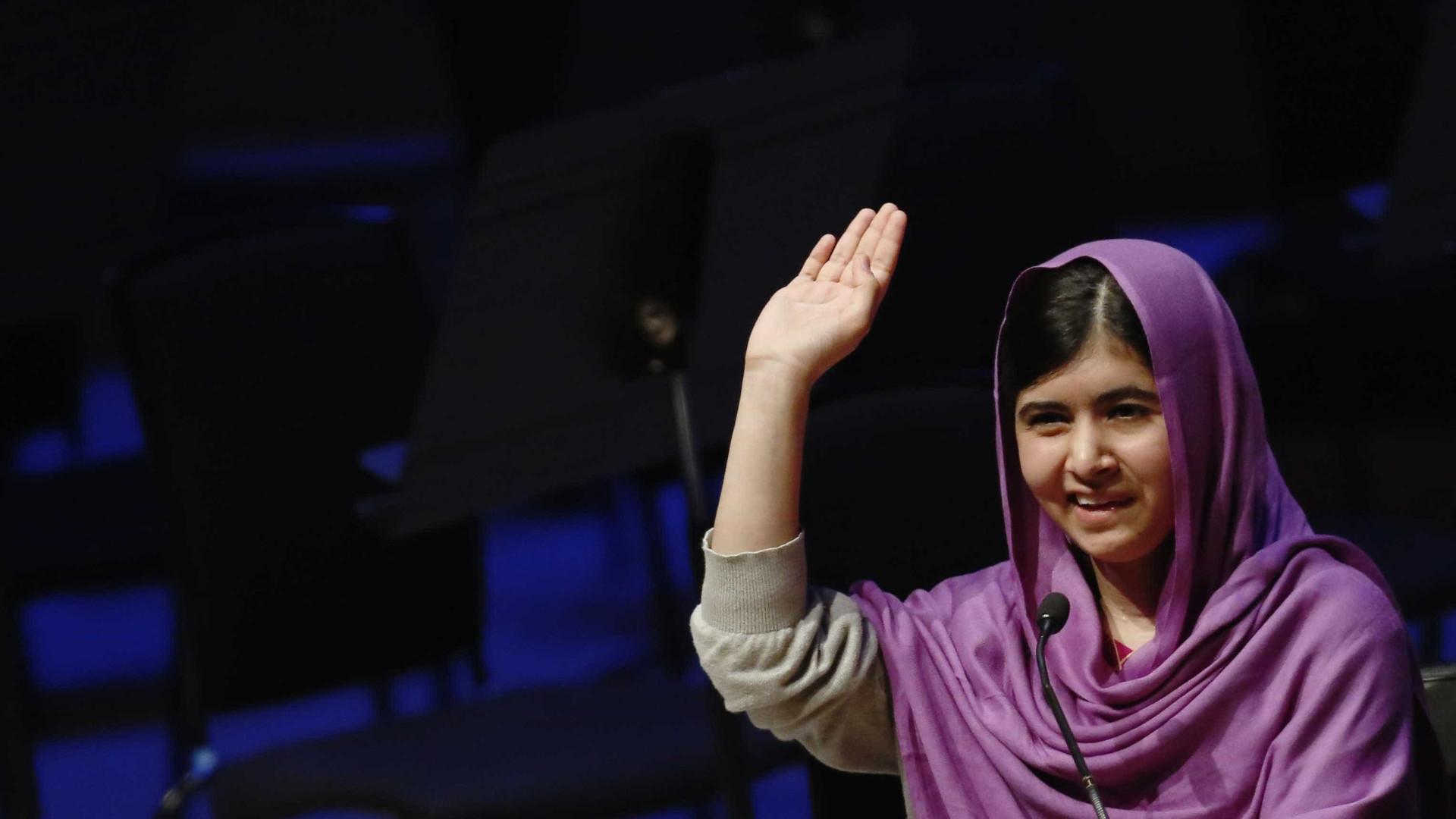 Malala Yousafzai vai estudar política na Universidade de Oxford