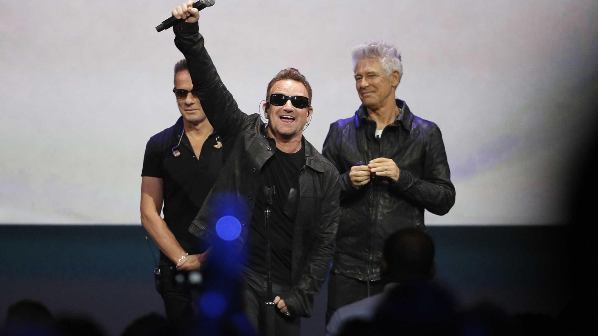 U2 estão de volta a Lisboa este fim de semana para dois concertos