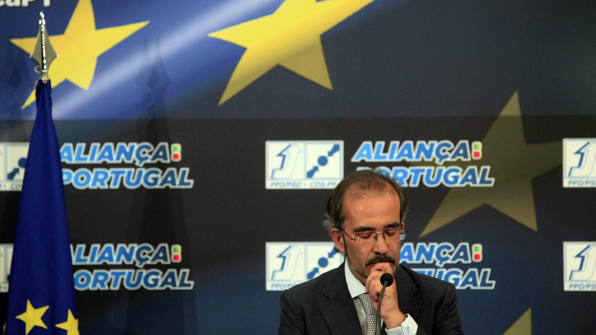 Paulo Rangel entre eurodeputados que mais ganham 'por fora'