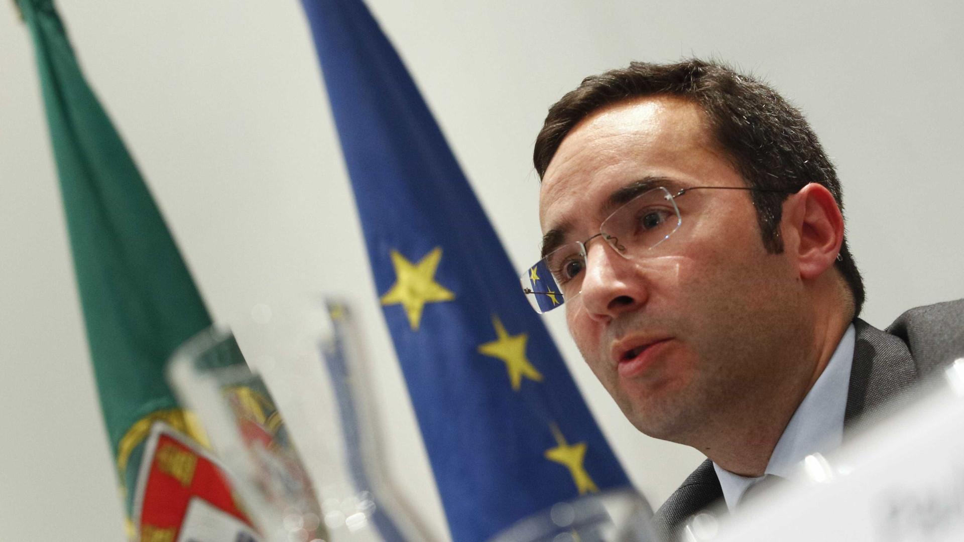 Moreira da Silva procurará honrar Portugal nas novas funções na OCDE