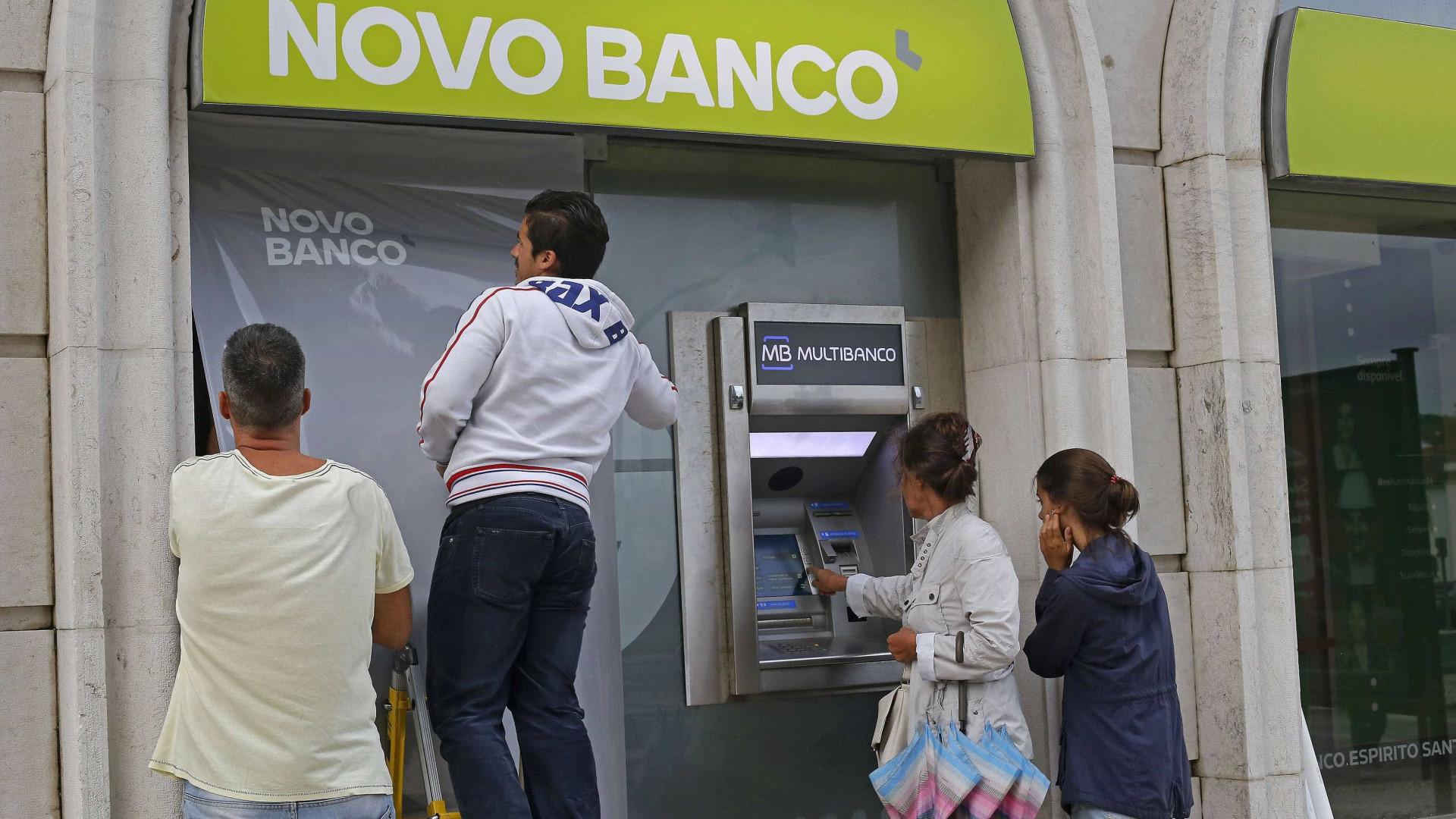 Resultado de imagem para Novo Banco avança hoje e até 13 de abril com novo programa de rescisões voluntárias
