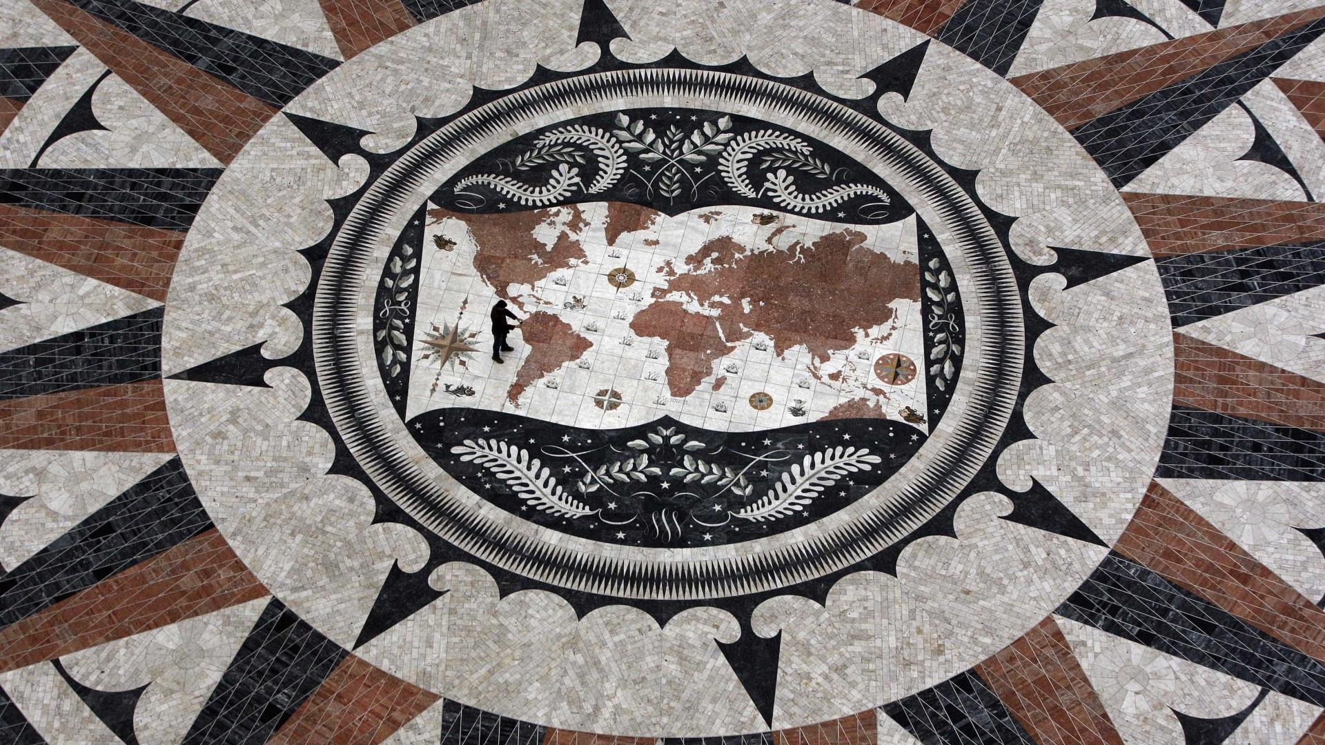 """""""Raridade"""" lusa nos destroços de nau: O astrolábio mais antigo do mundo"""