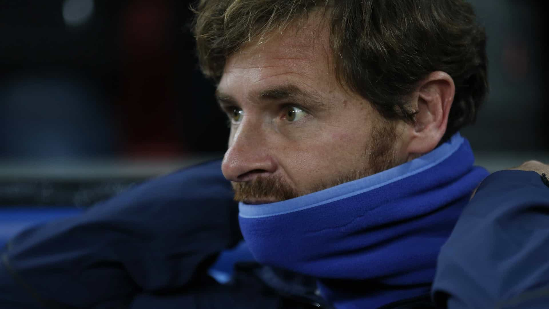 André Villas-Boas na órbita do Marselha