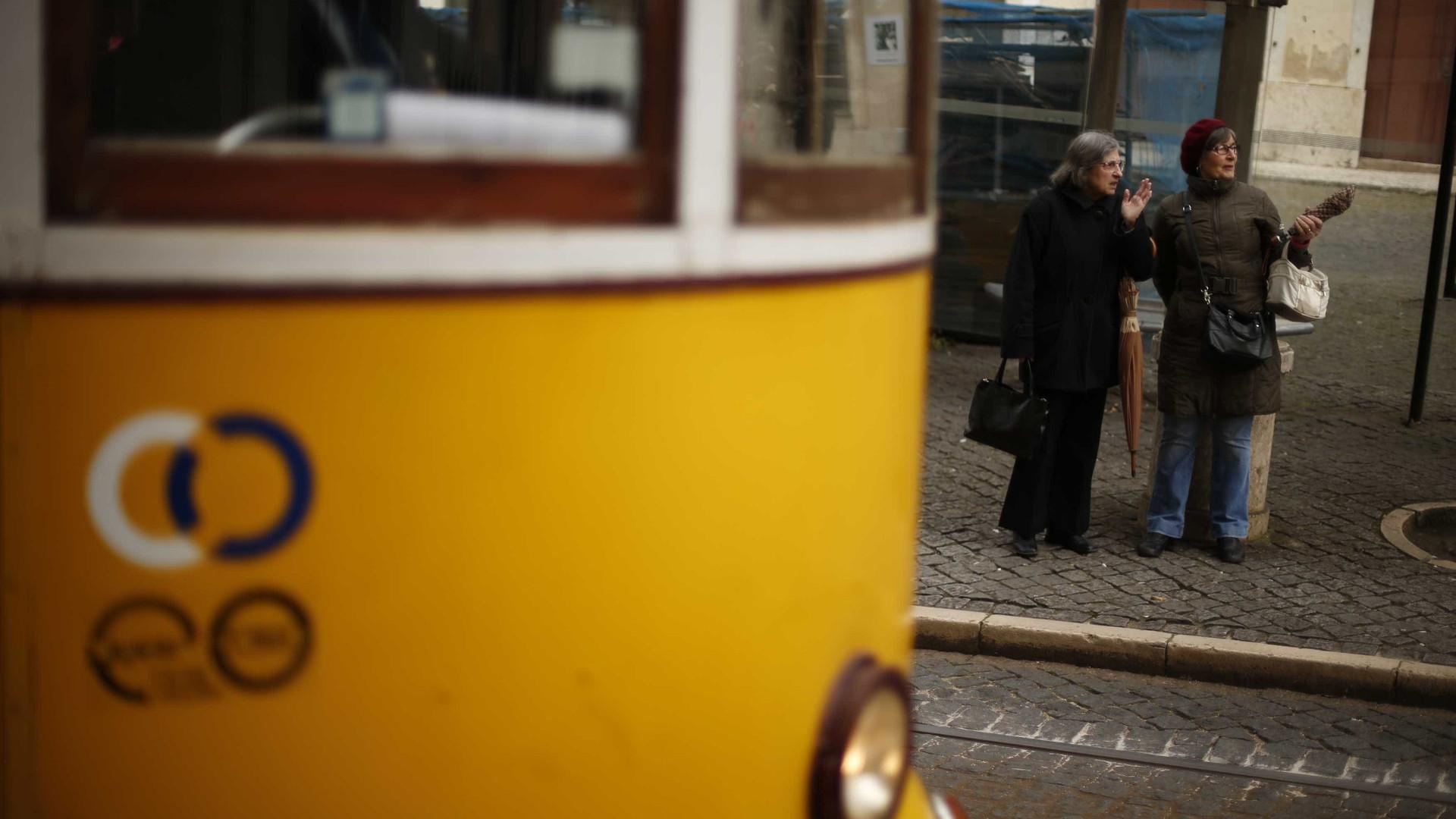Elétrico 24 volta a circular nas ruas de Lisboa a partir de terça-feira
