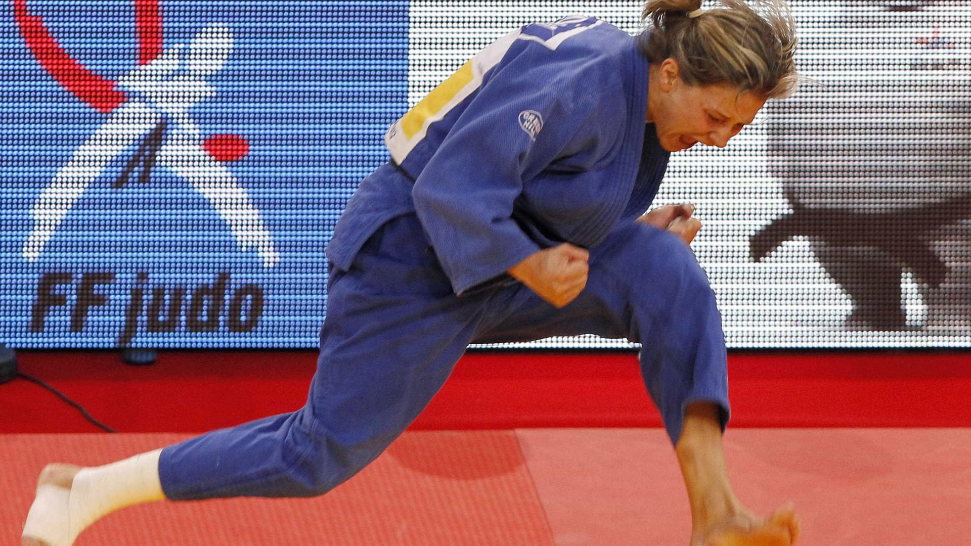 Telma Monteiro é a melhor do mundo