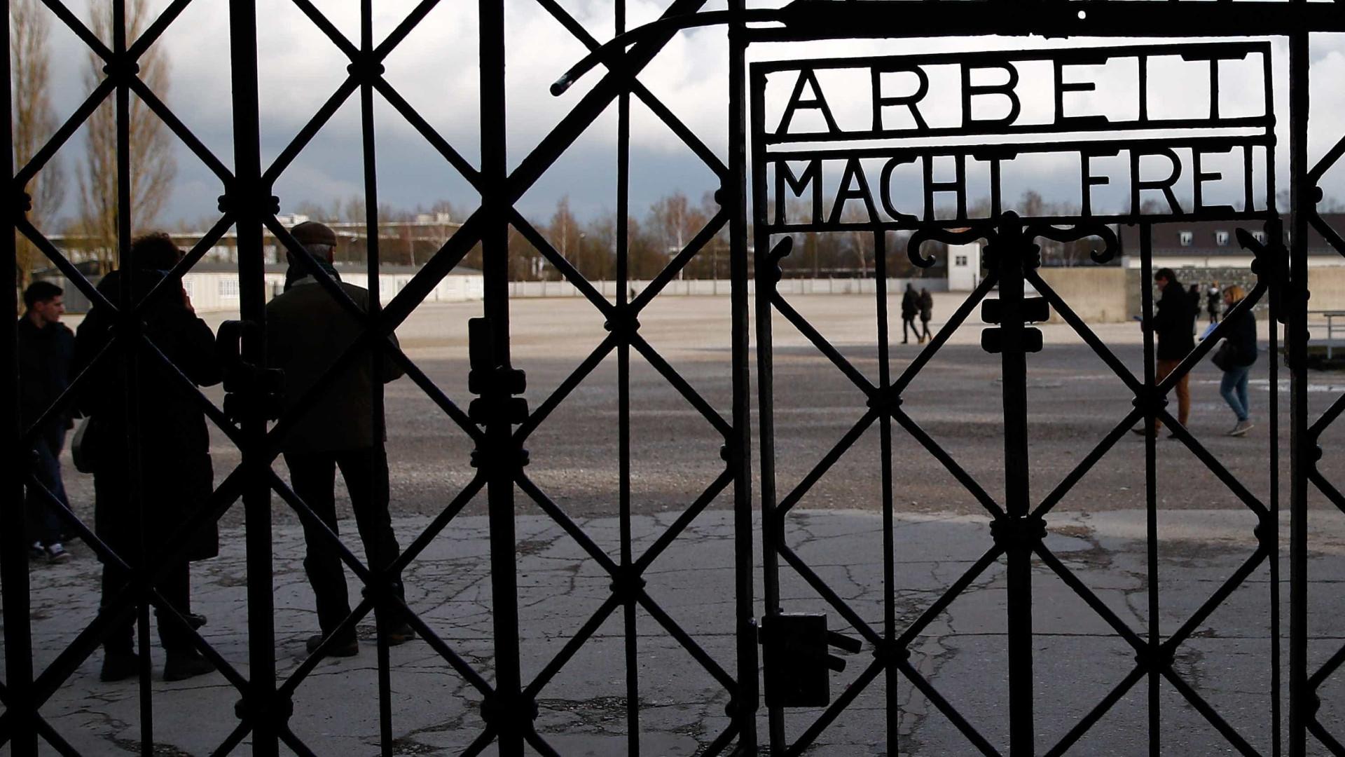 Exposição evoca 400 portugueses vítimas da Alemanha nazi
