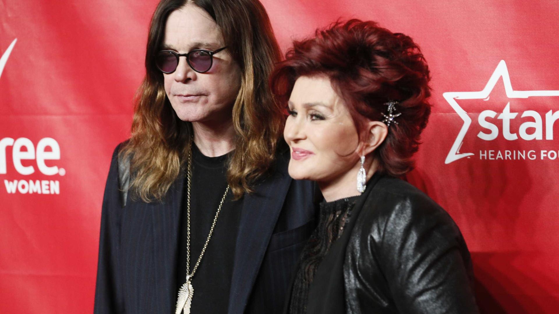 """Ozzy Osbourne confessa: """"O vício em sexo afeta toda a gente"""""""